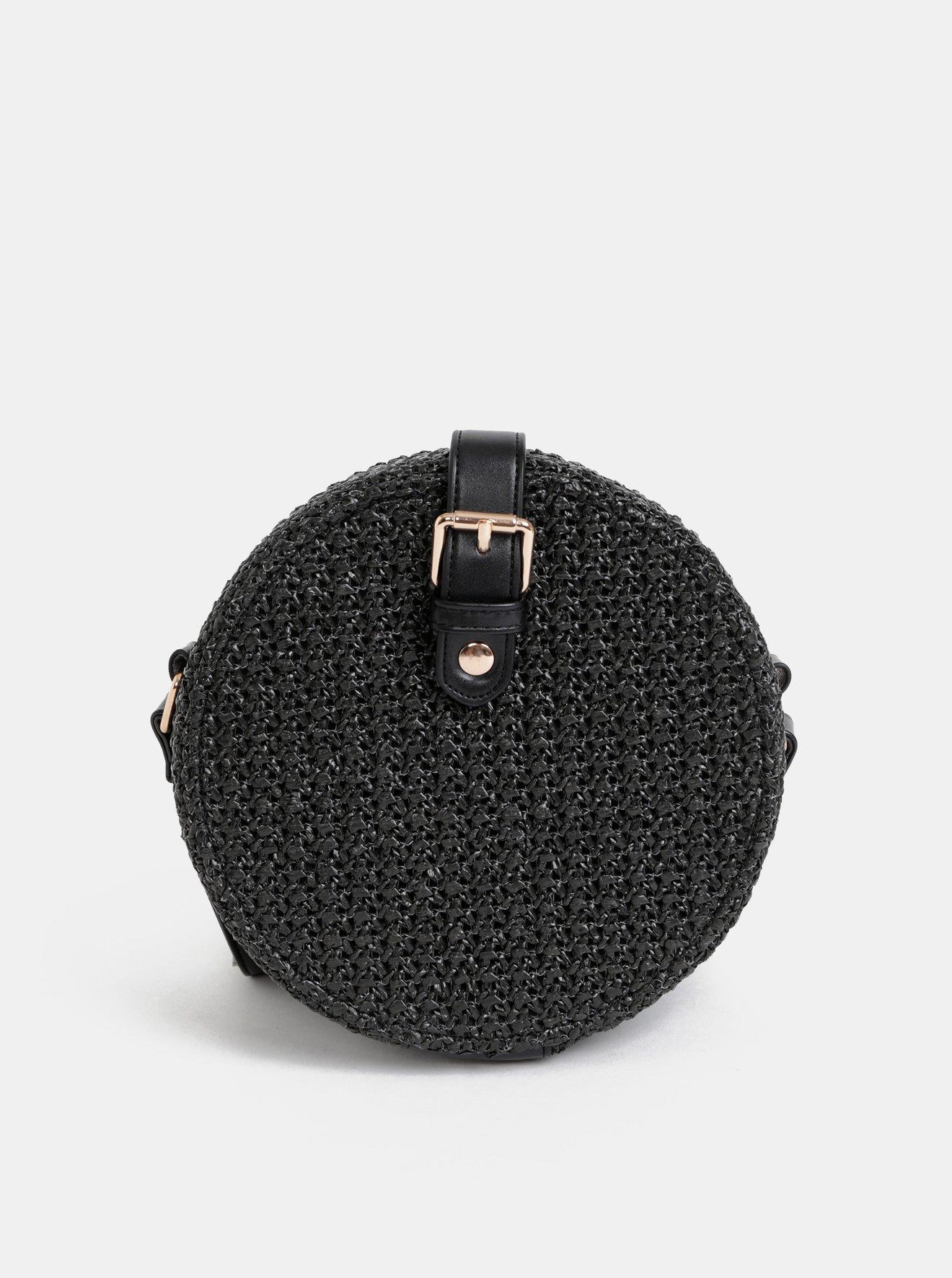 Černá crossbody kabelka Dorothy Perkins