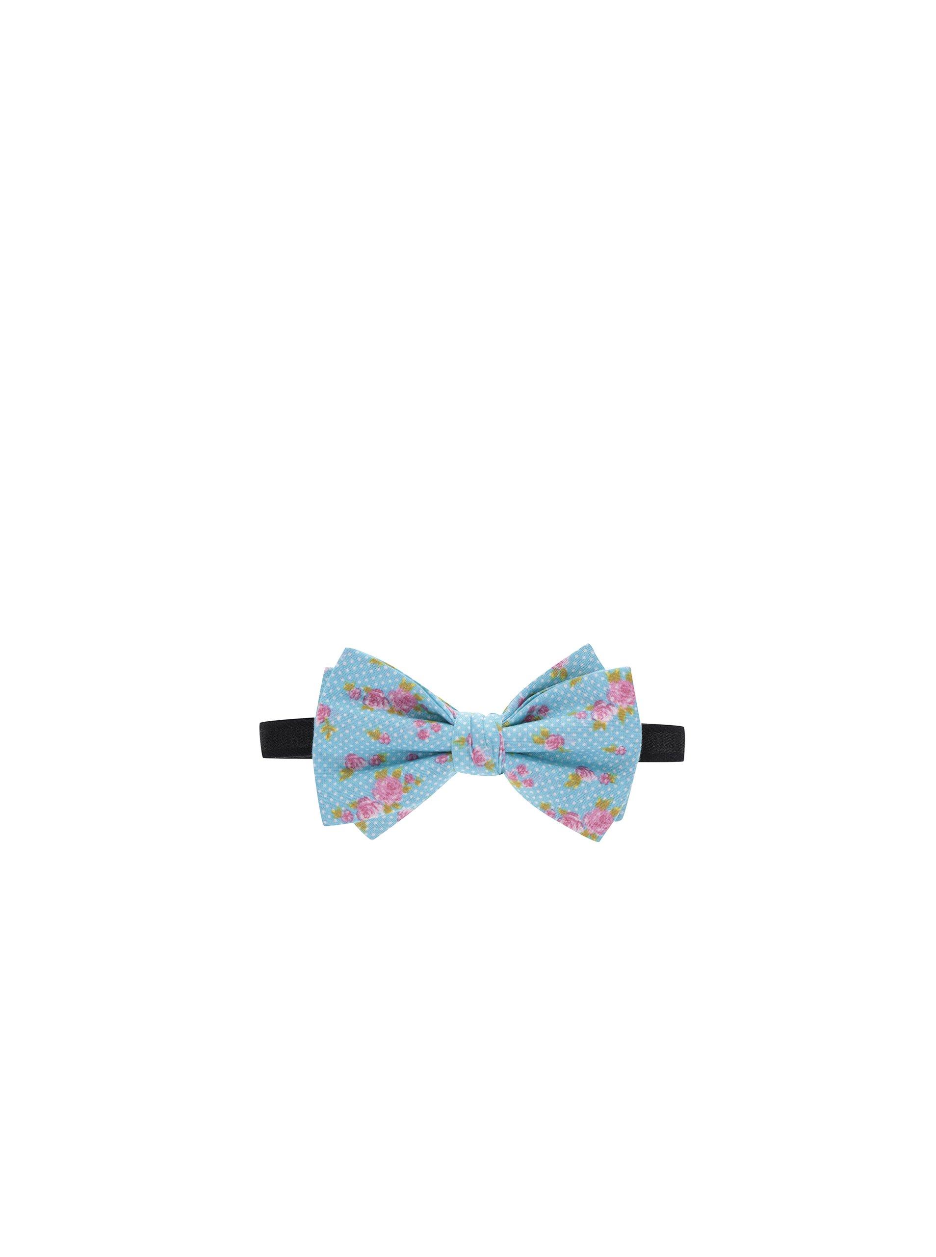 """Dobrý"" modrý motýlek pro Krásu pomoci"