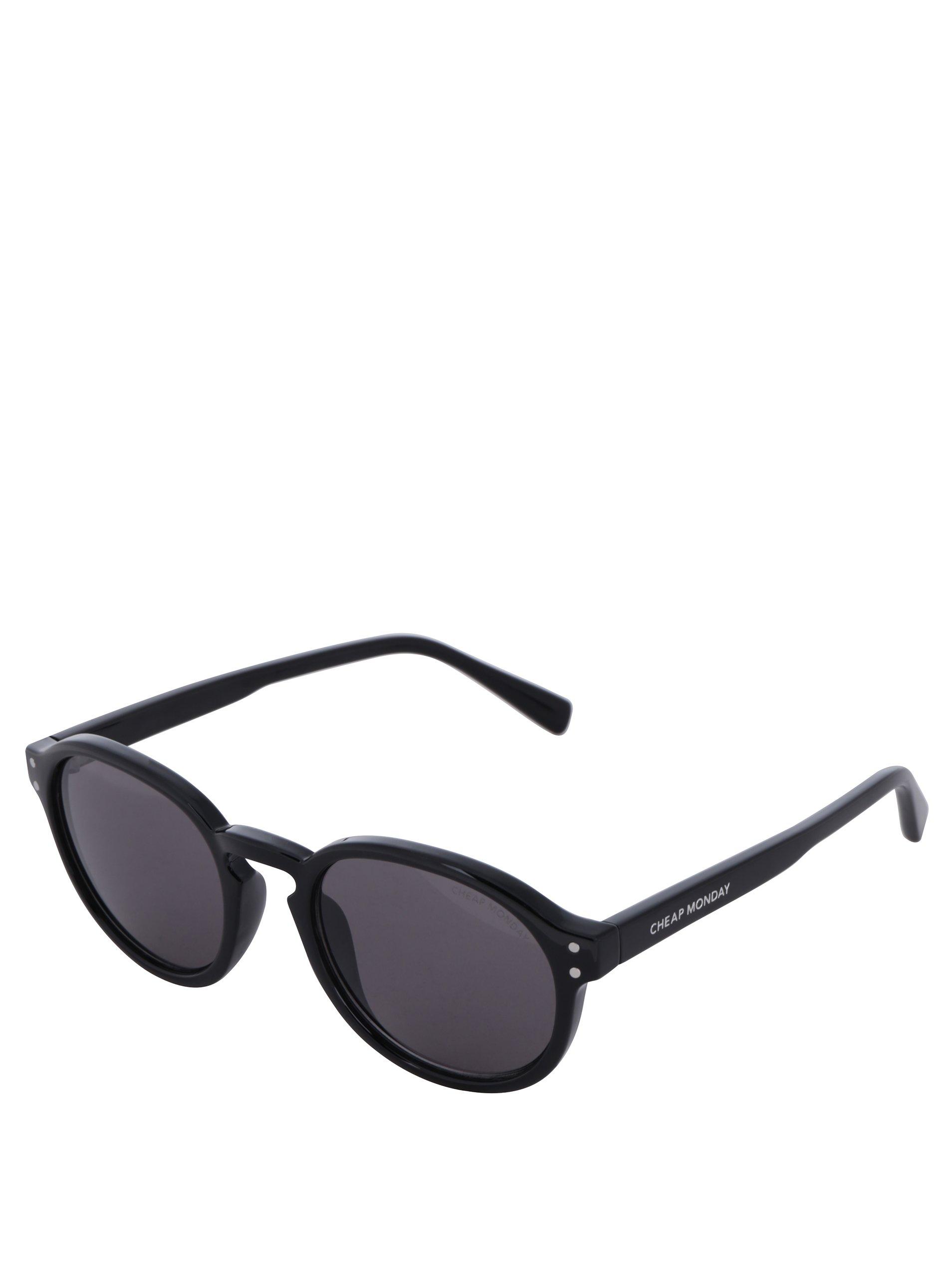 Černé dámské sluneční brýle Cheap Monday Cytric