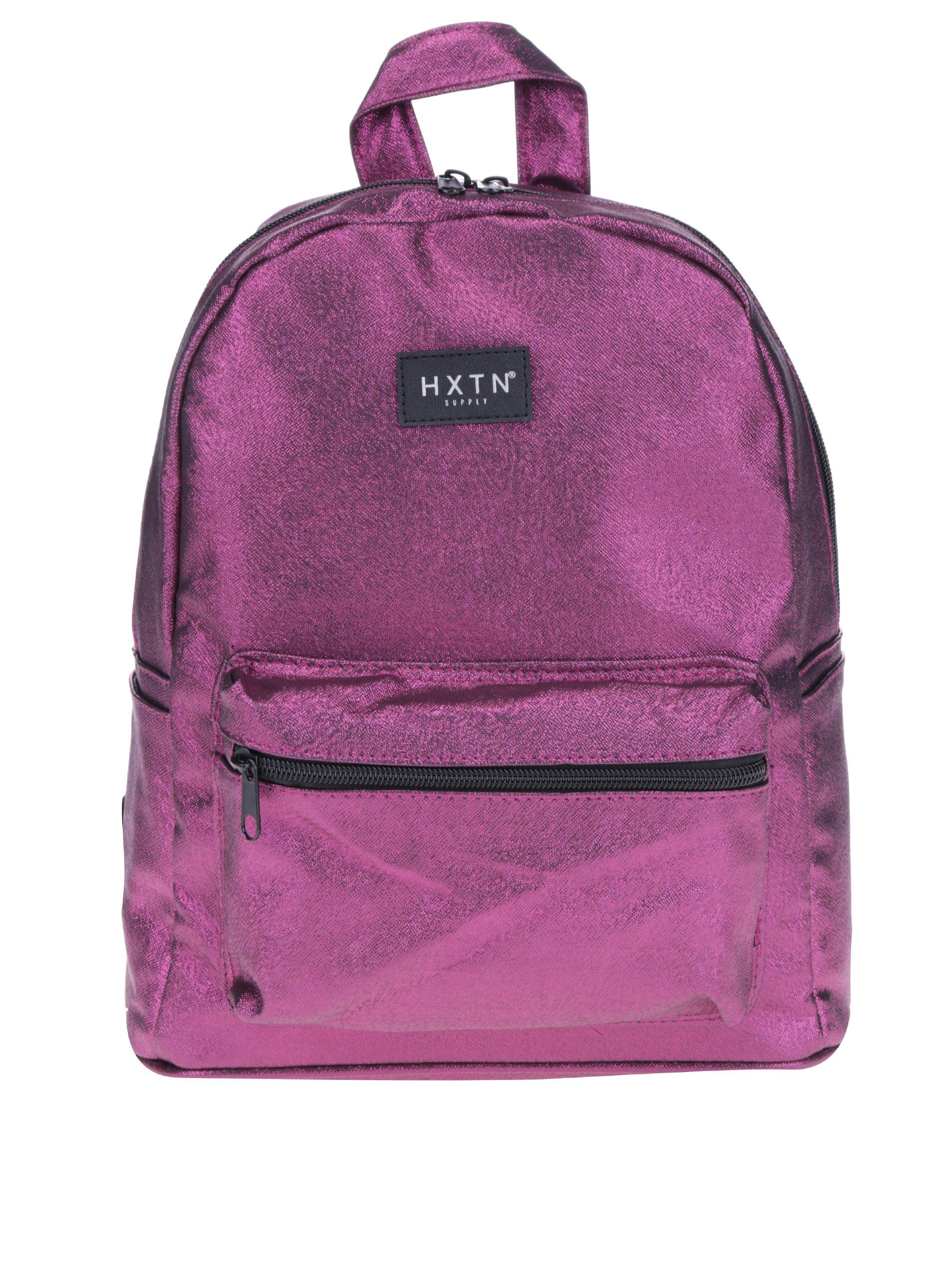 Růžový třpytivý batoh HXTN supply