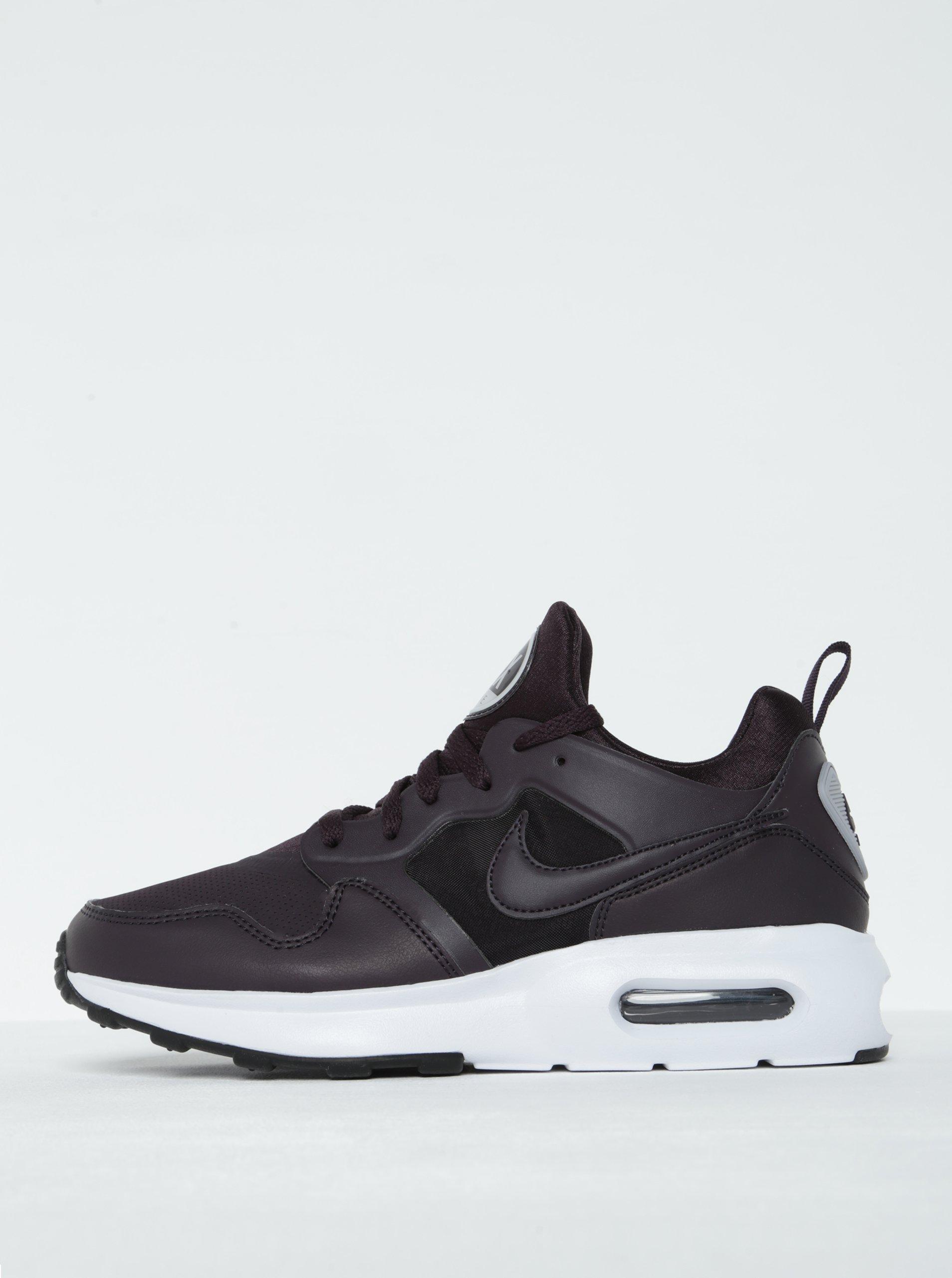 Tmavofialové pánske tenisky Nike Air Max