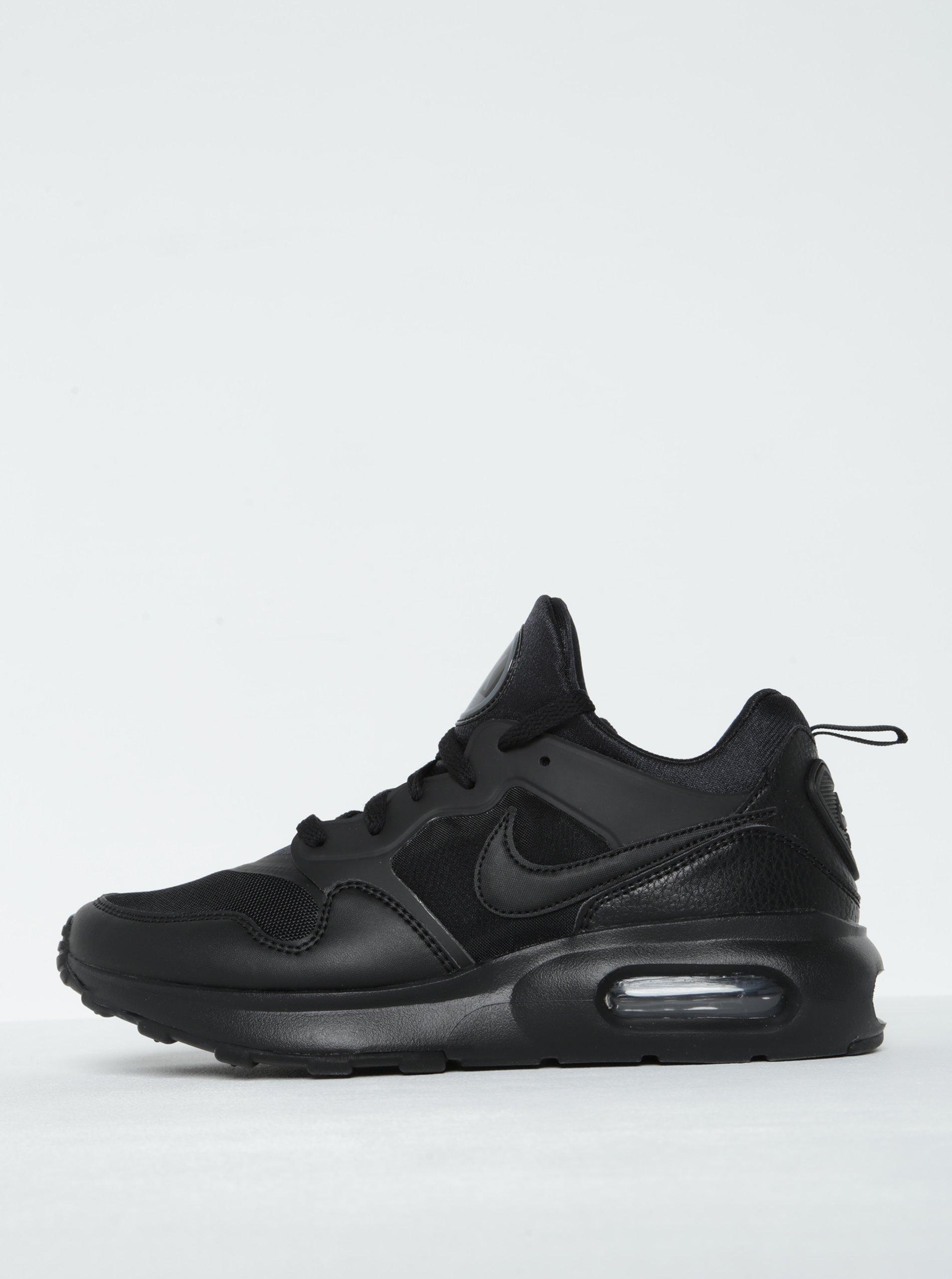 Čierne pánske tenisky Nike Air Max