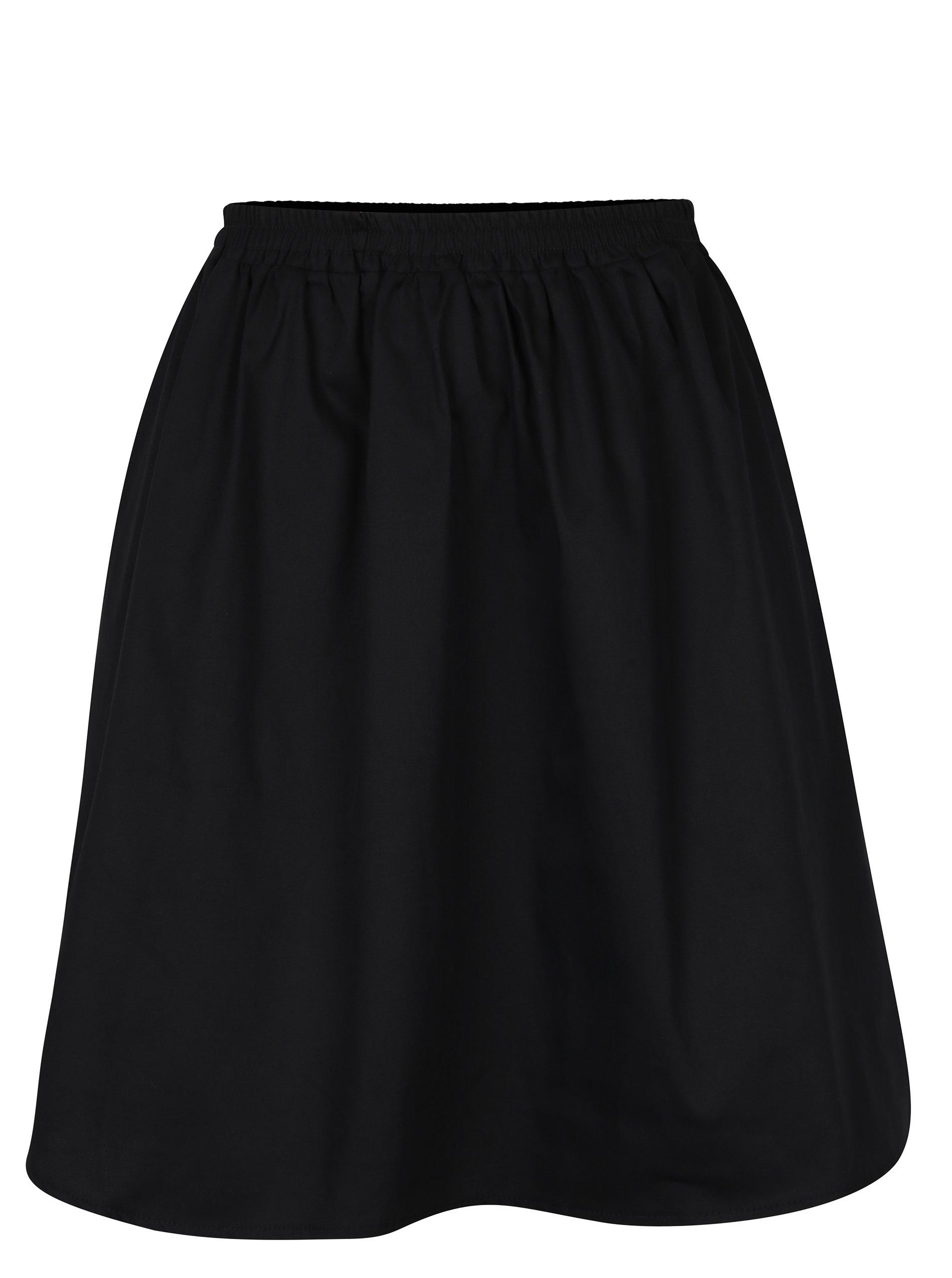 Černá sukně s kapsami ZOOT