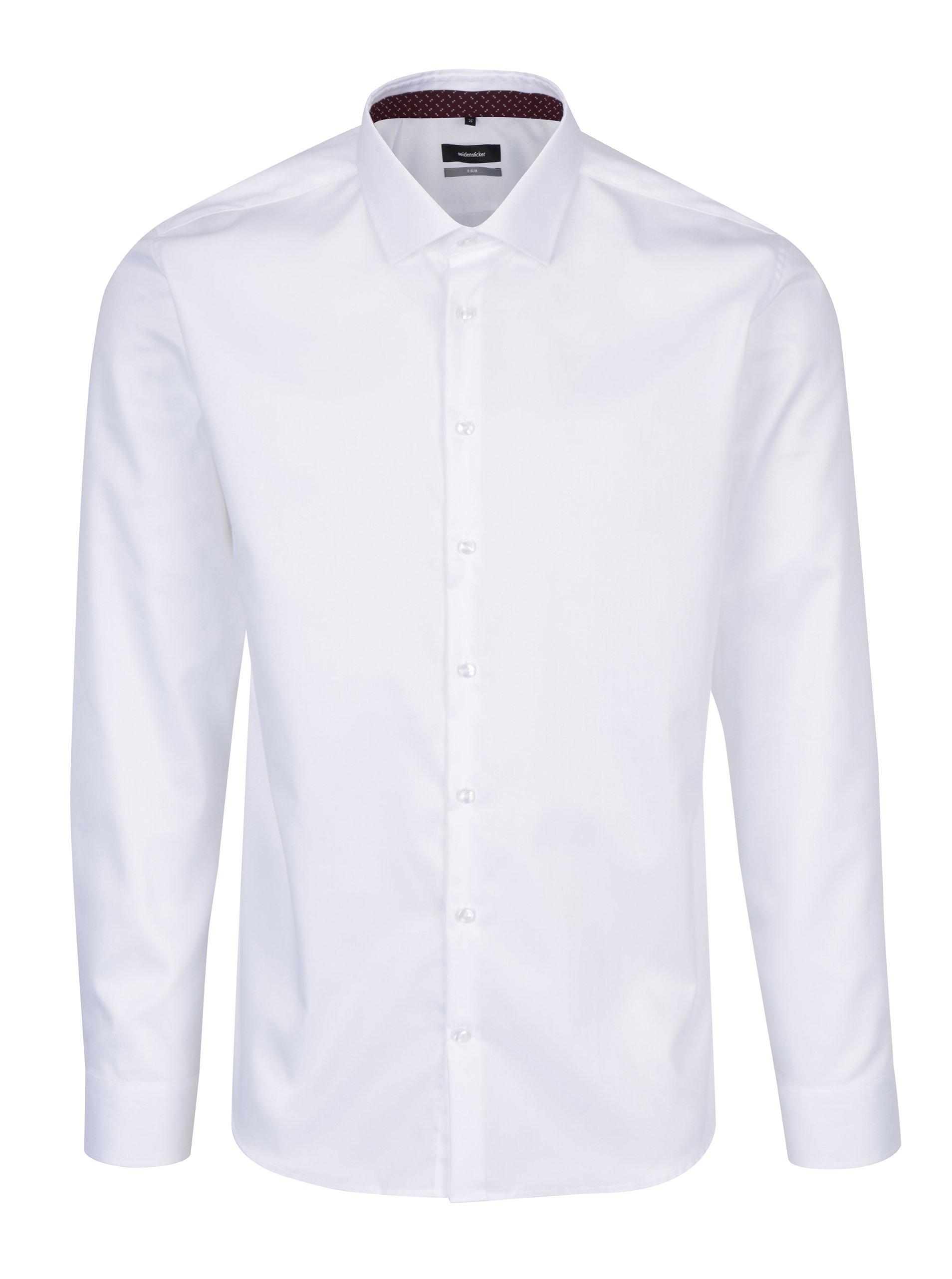 Bílá košile Seidensticker
