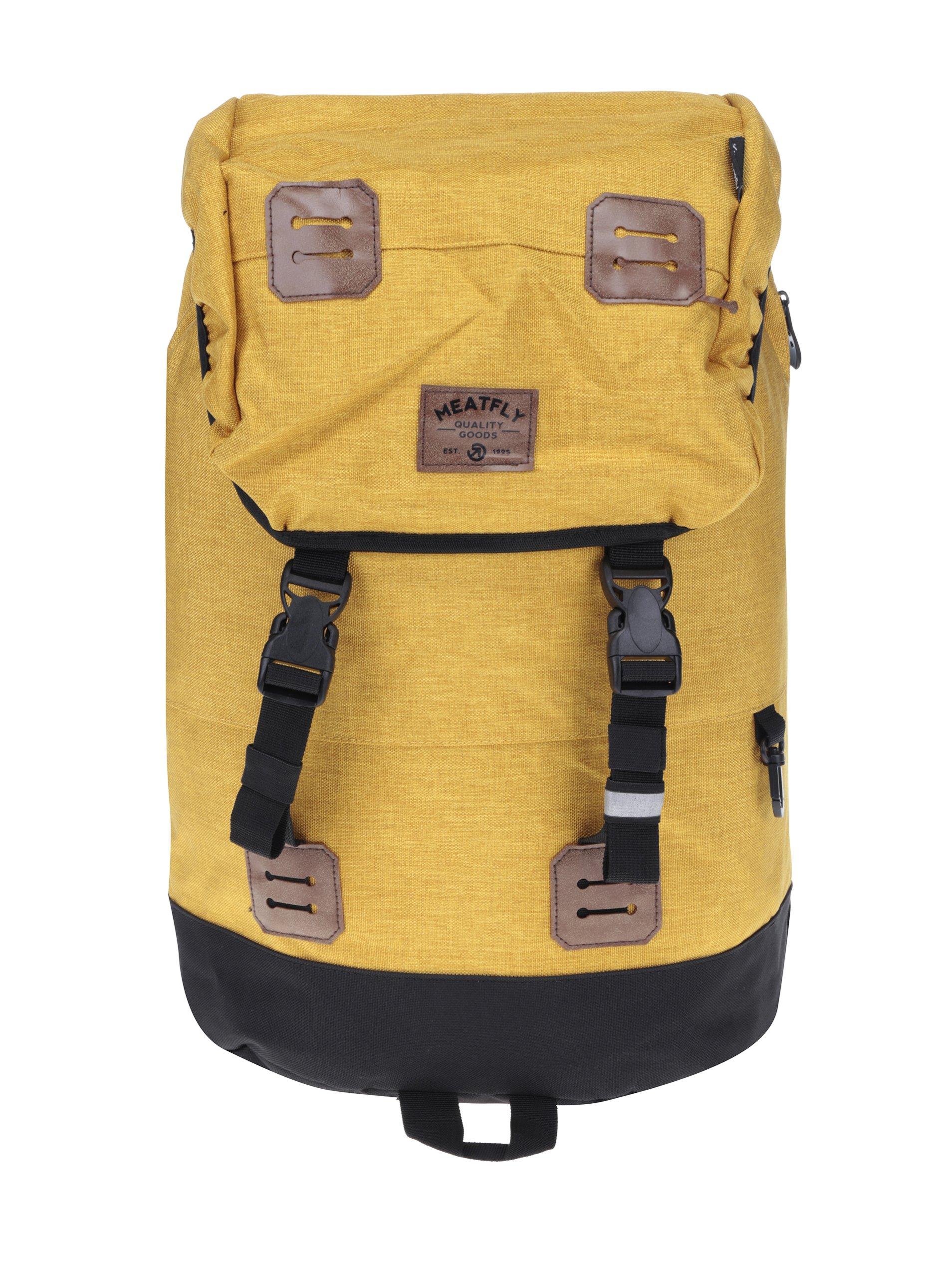 Žlutý batoh Meatfly Pioneer 2 26 l