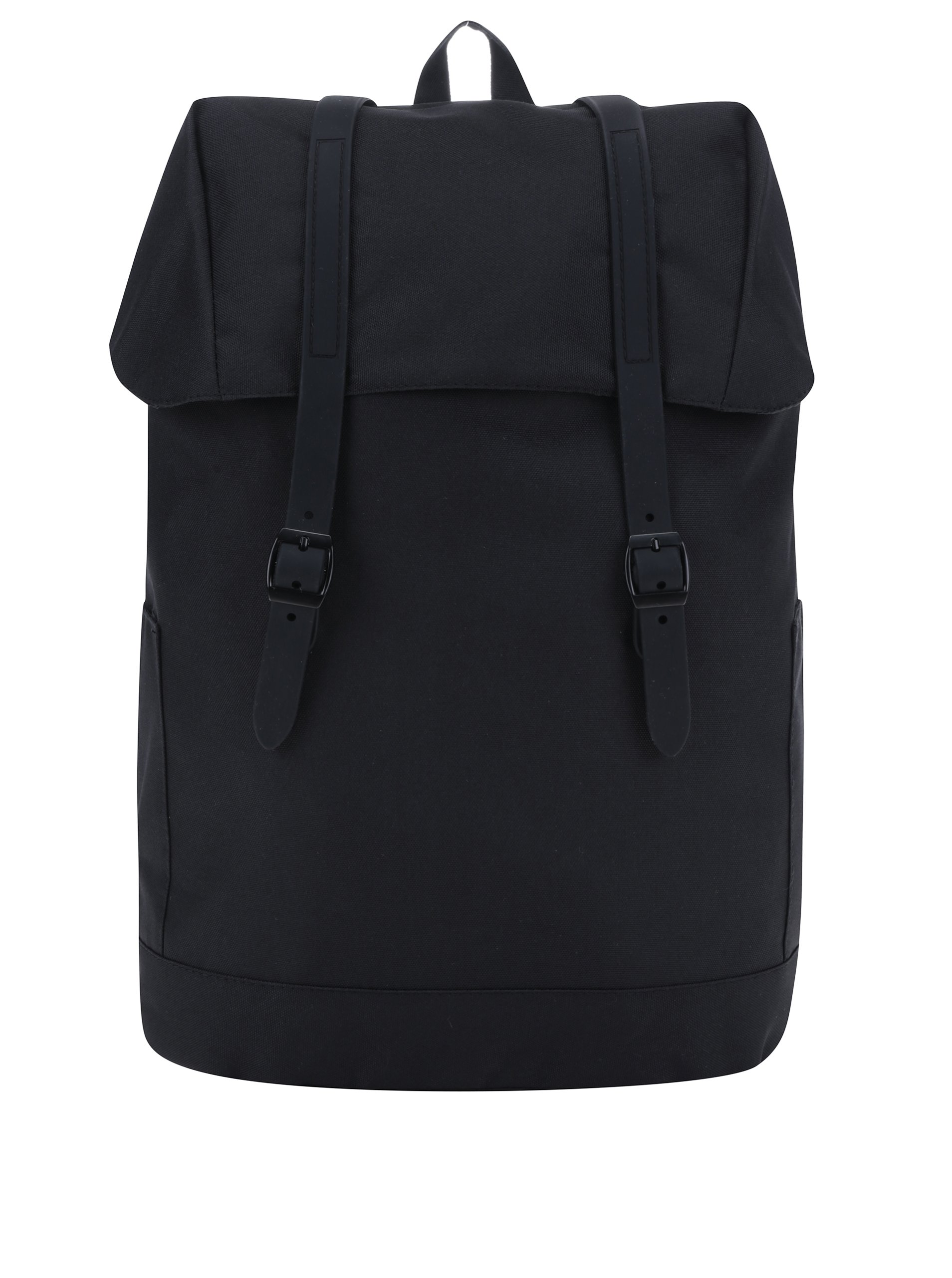 Čierny batoh Jack & Jones Flap
