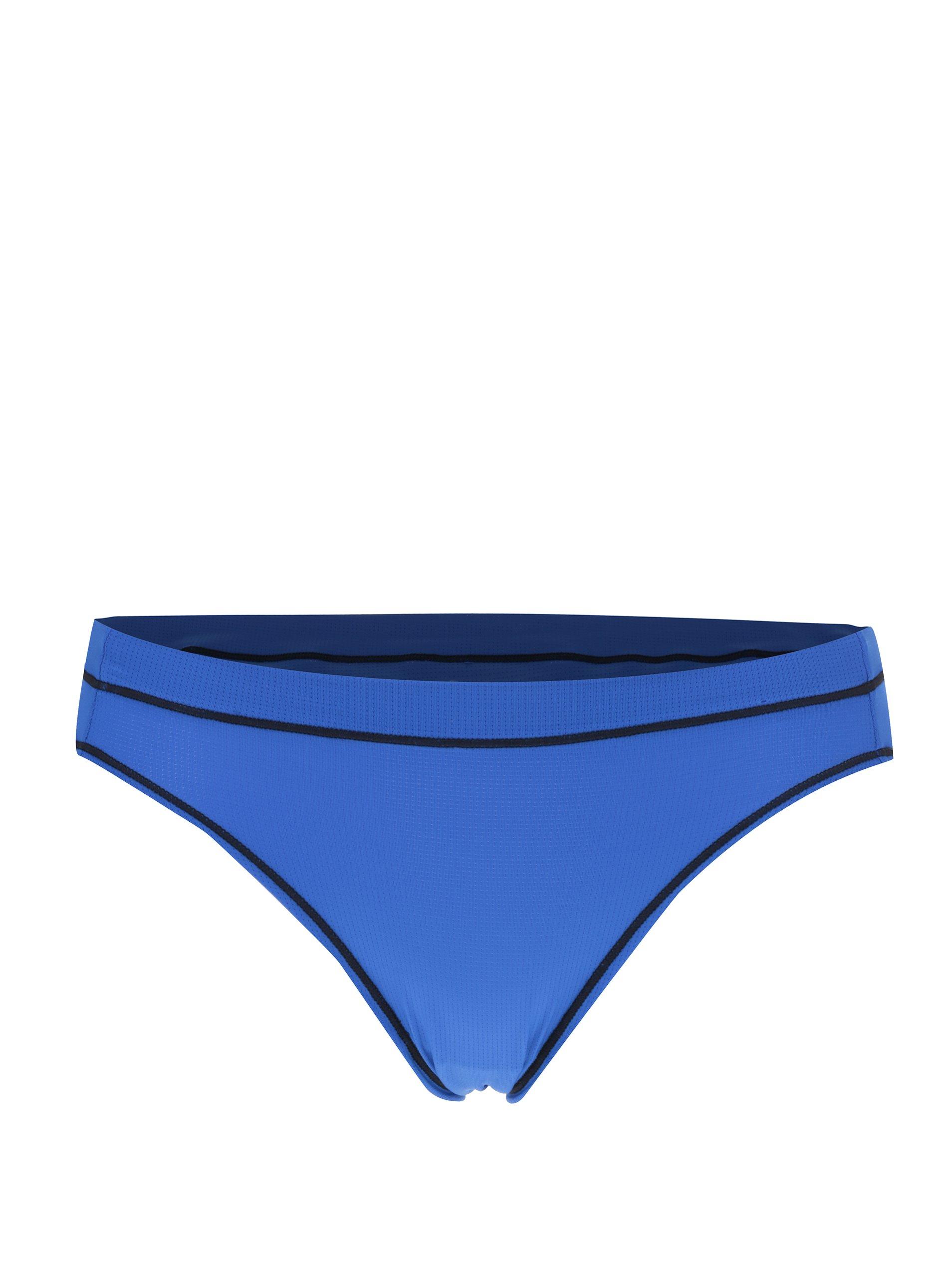 Modré sportovní kalhotky Maidenform