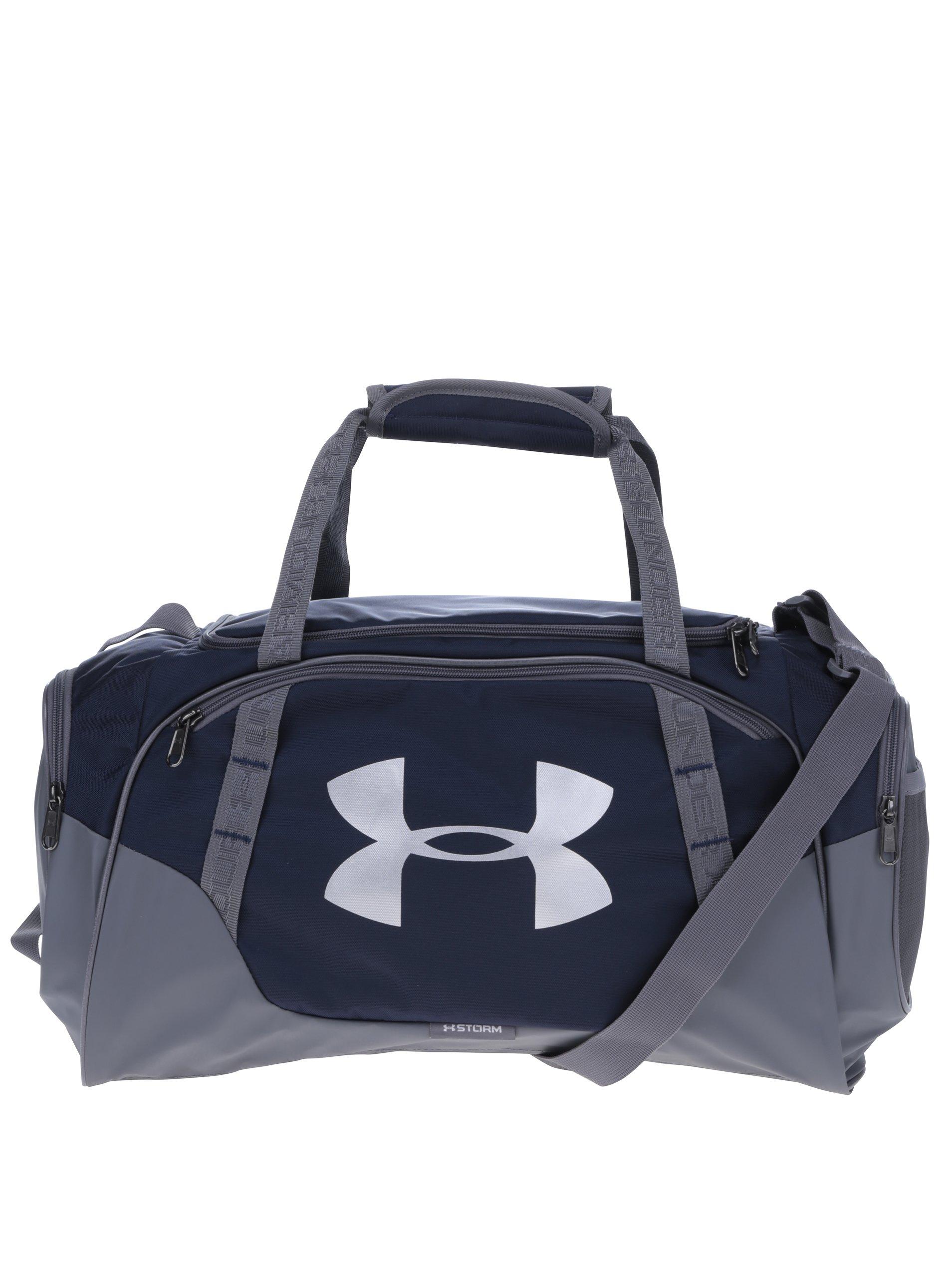 Modro-šedá dámská taška Under Armour