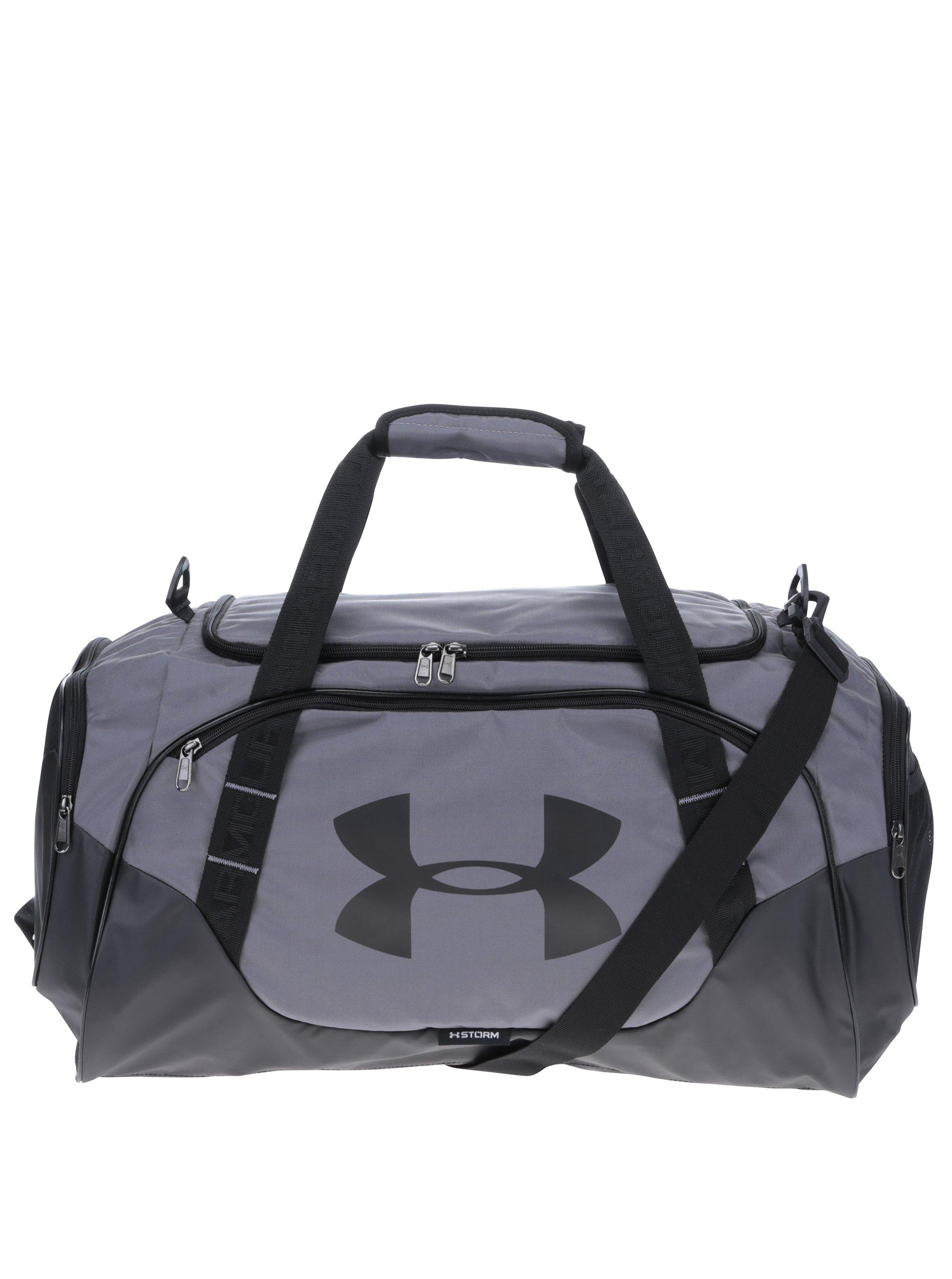 Černo-šedá dámská taška Under Armour