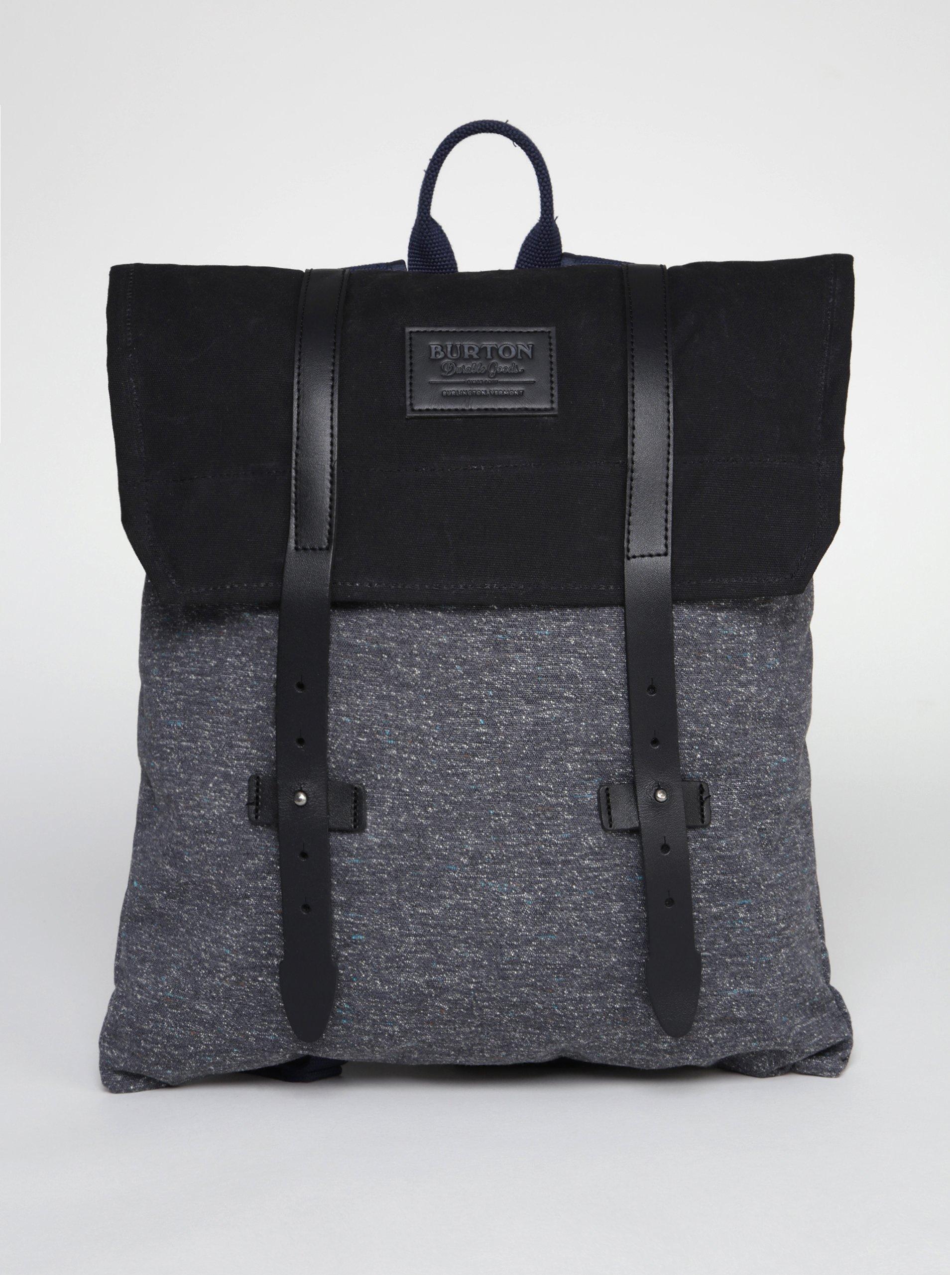 Černo-šedý dámský batoh Burton WMS Taylor 13 l