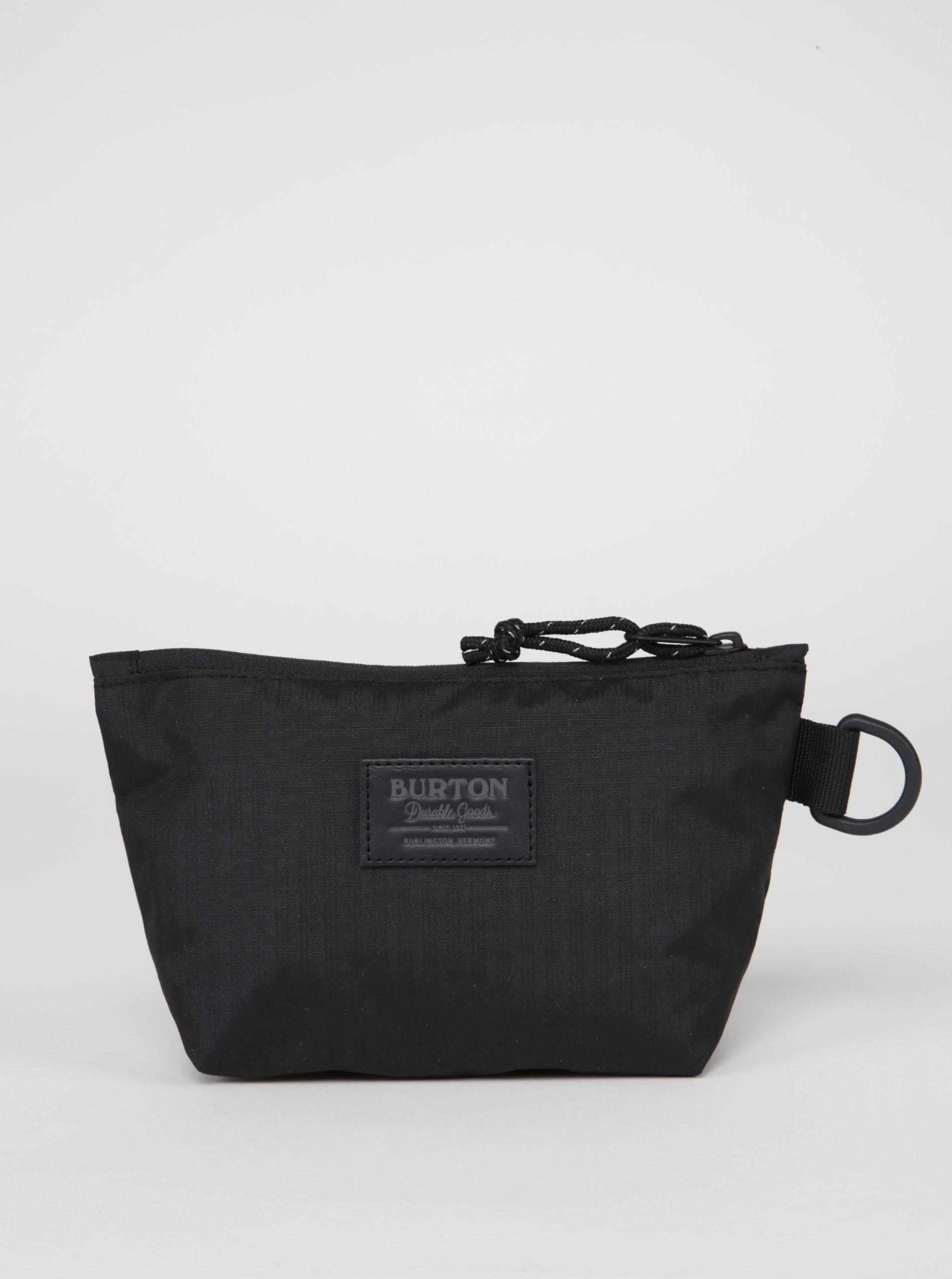 Čierna kozmetická taštička Burton Utility