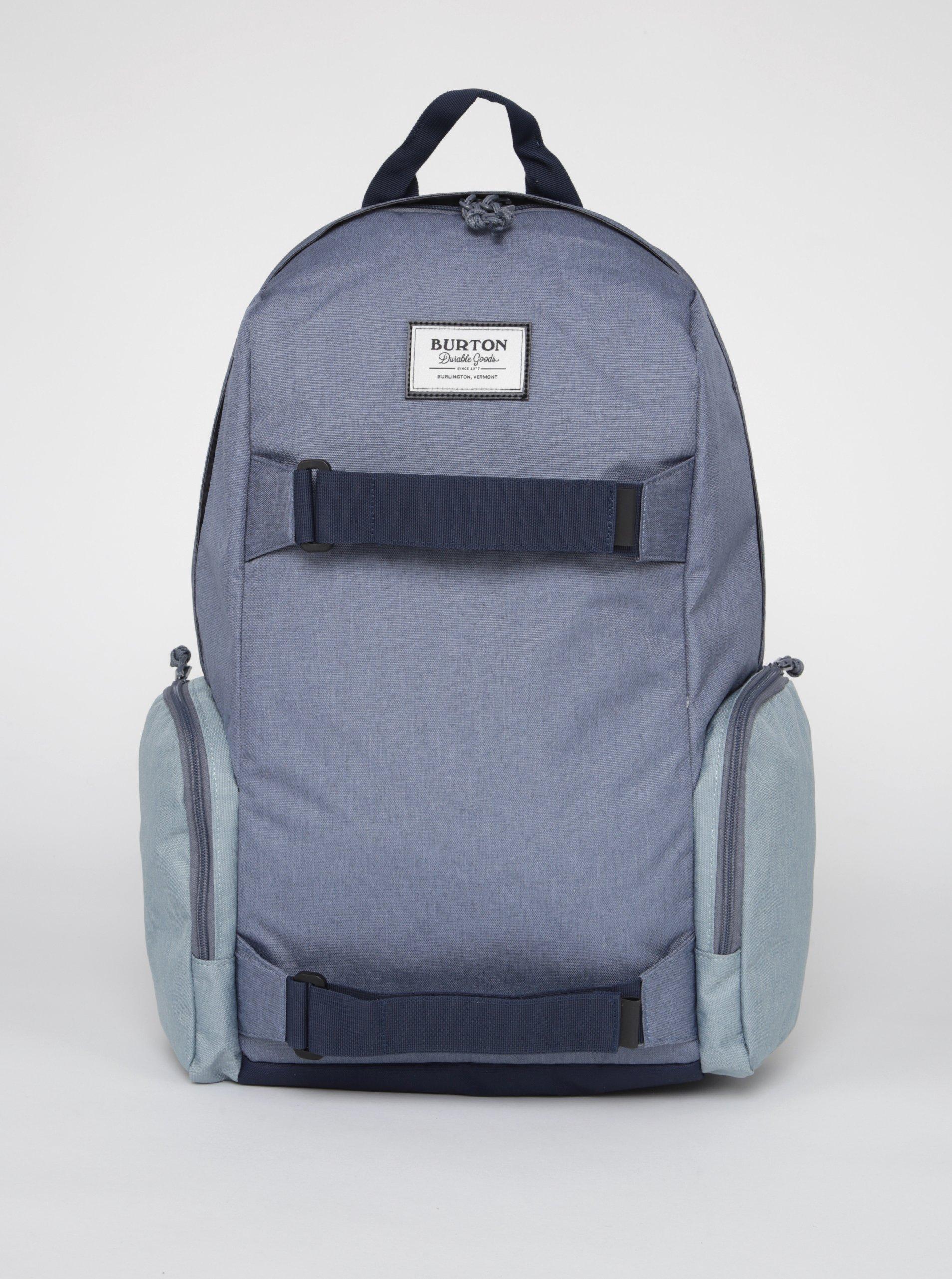 Světle modrý batoh Burton Emphasis 35 l