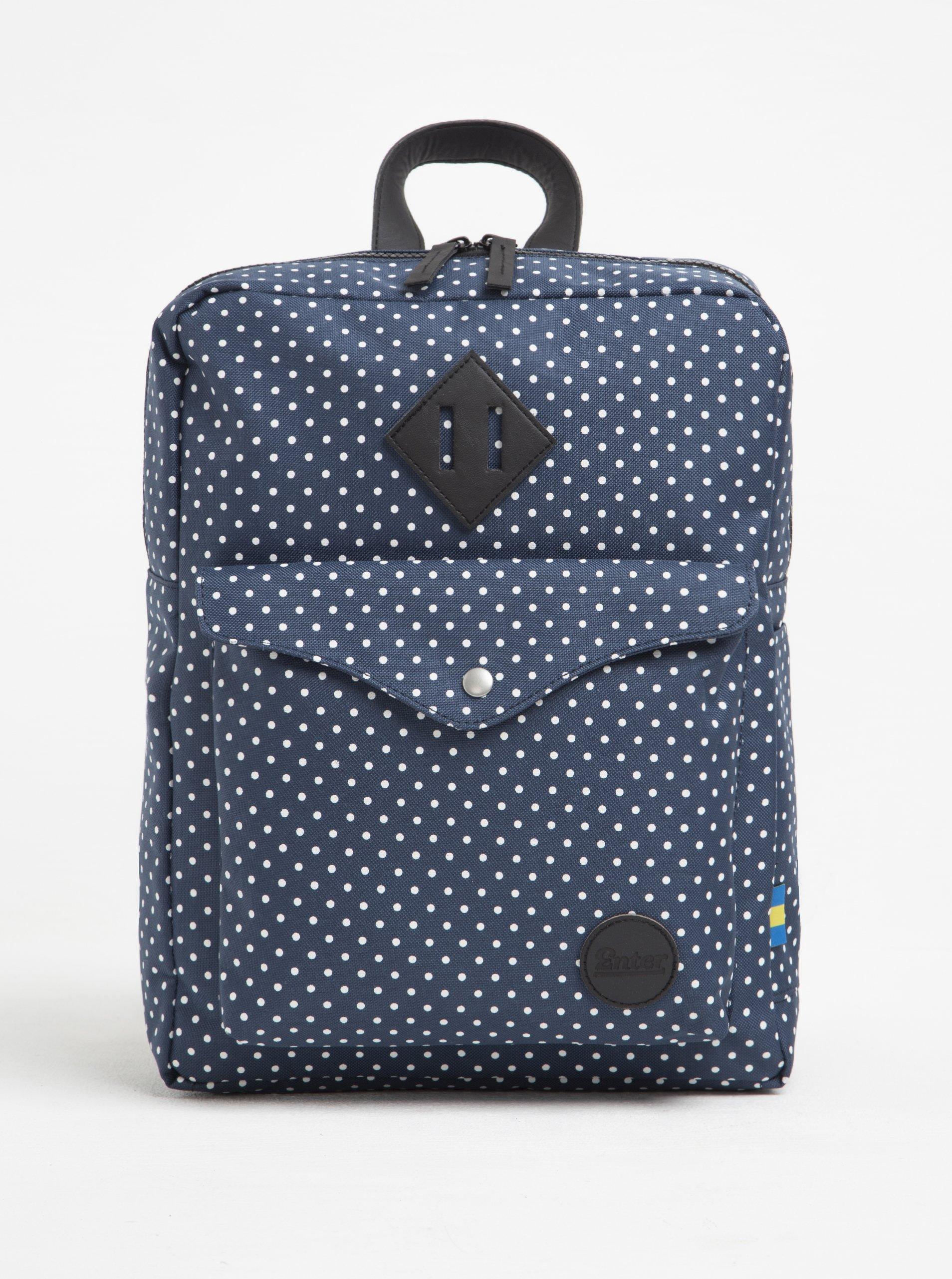 Tmavě modrý batoh Enter Sports Backpack Mini 9 l