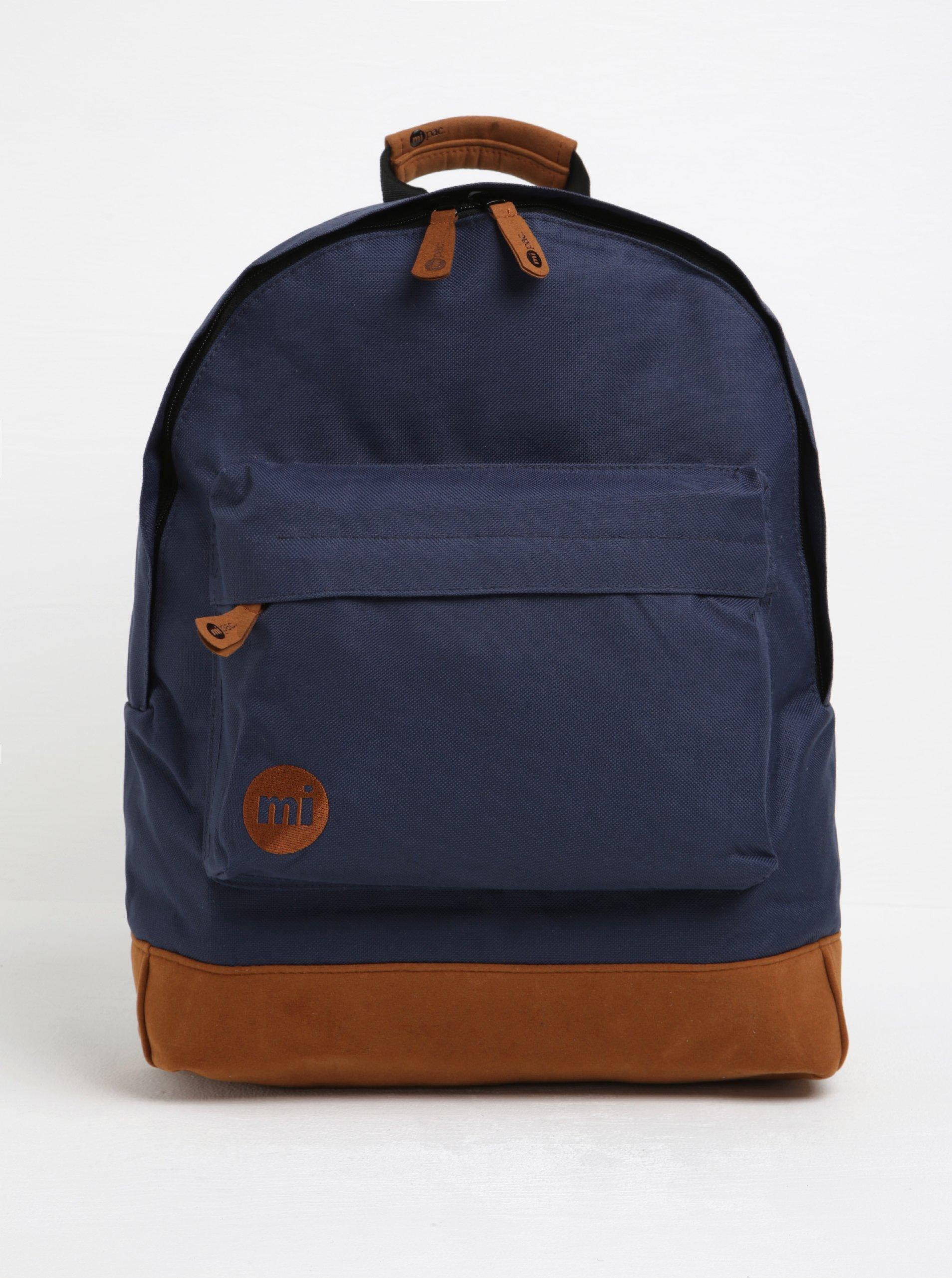 Tmavě modrý batoh Mi-Pac Classic 17 l