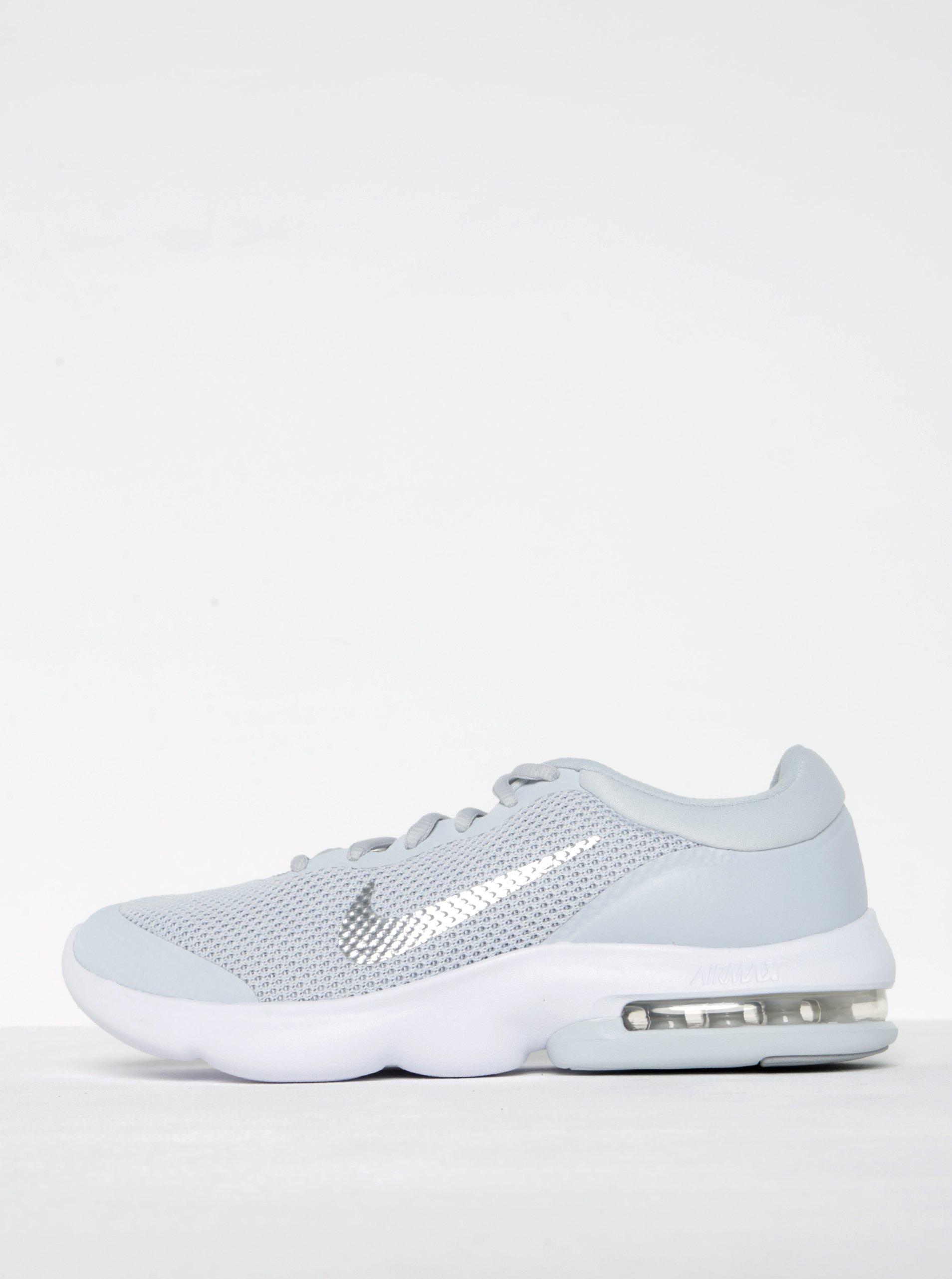 Šedé pánské tenisky Nike Air Max Advantage