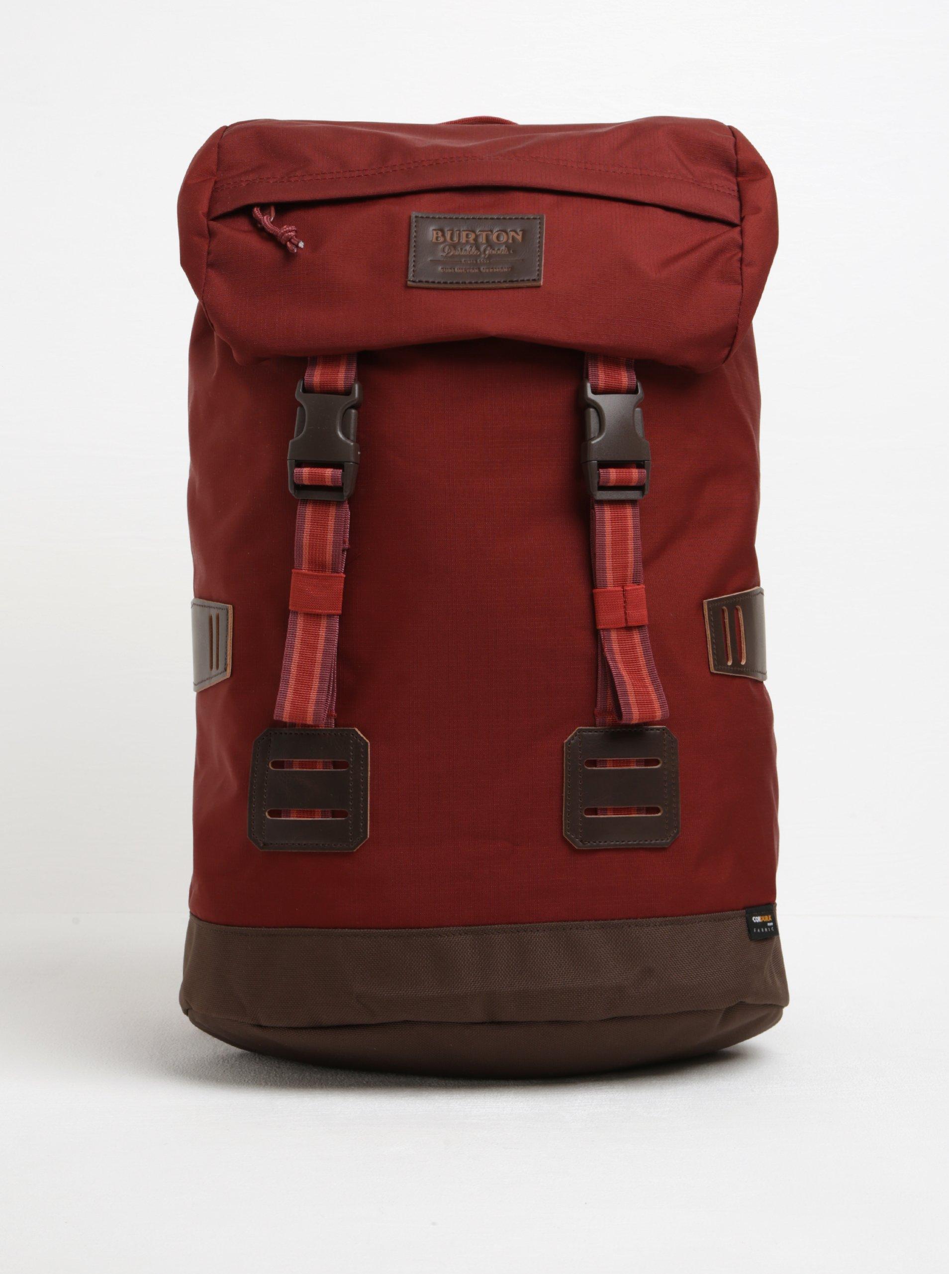 Cihlový batoh Burton Tinder 25 l