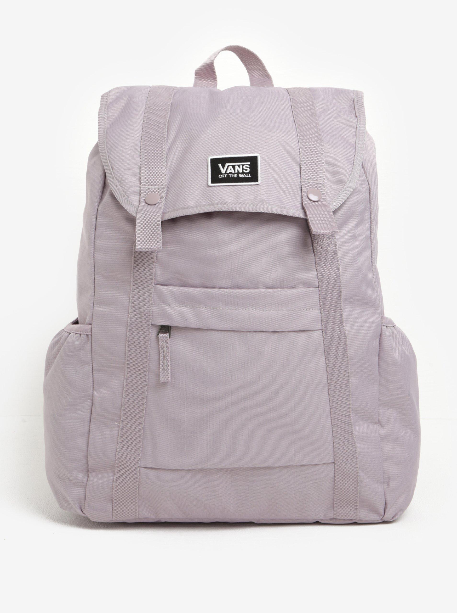 Světle růžový dámský batoh VANS Caravaner 23l