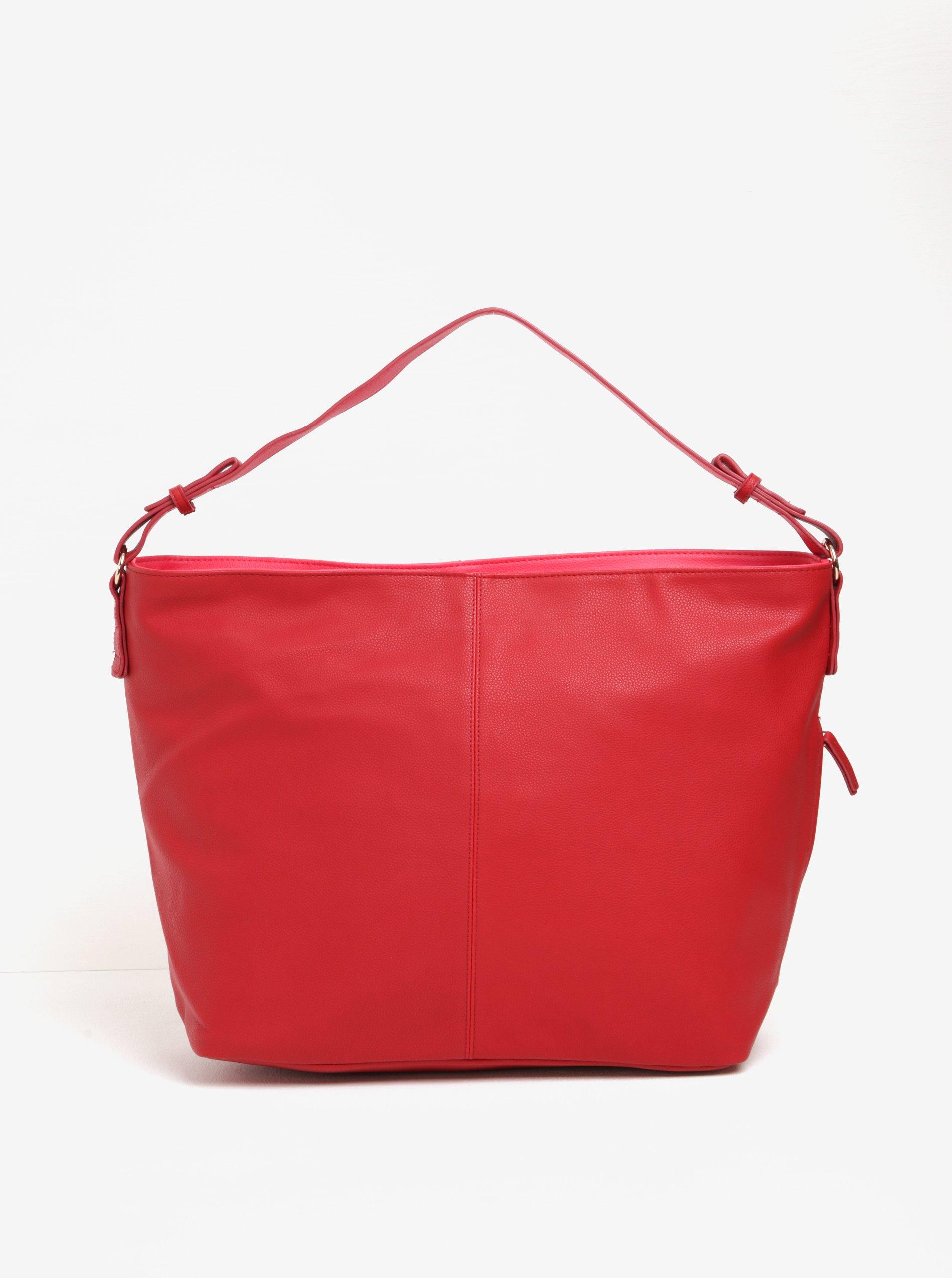 Červená kabelka Paul's Boutique Florence