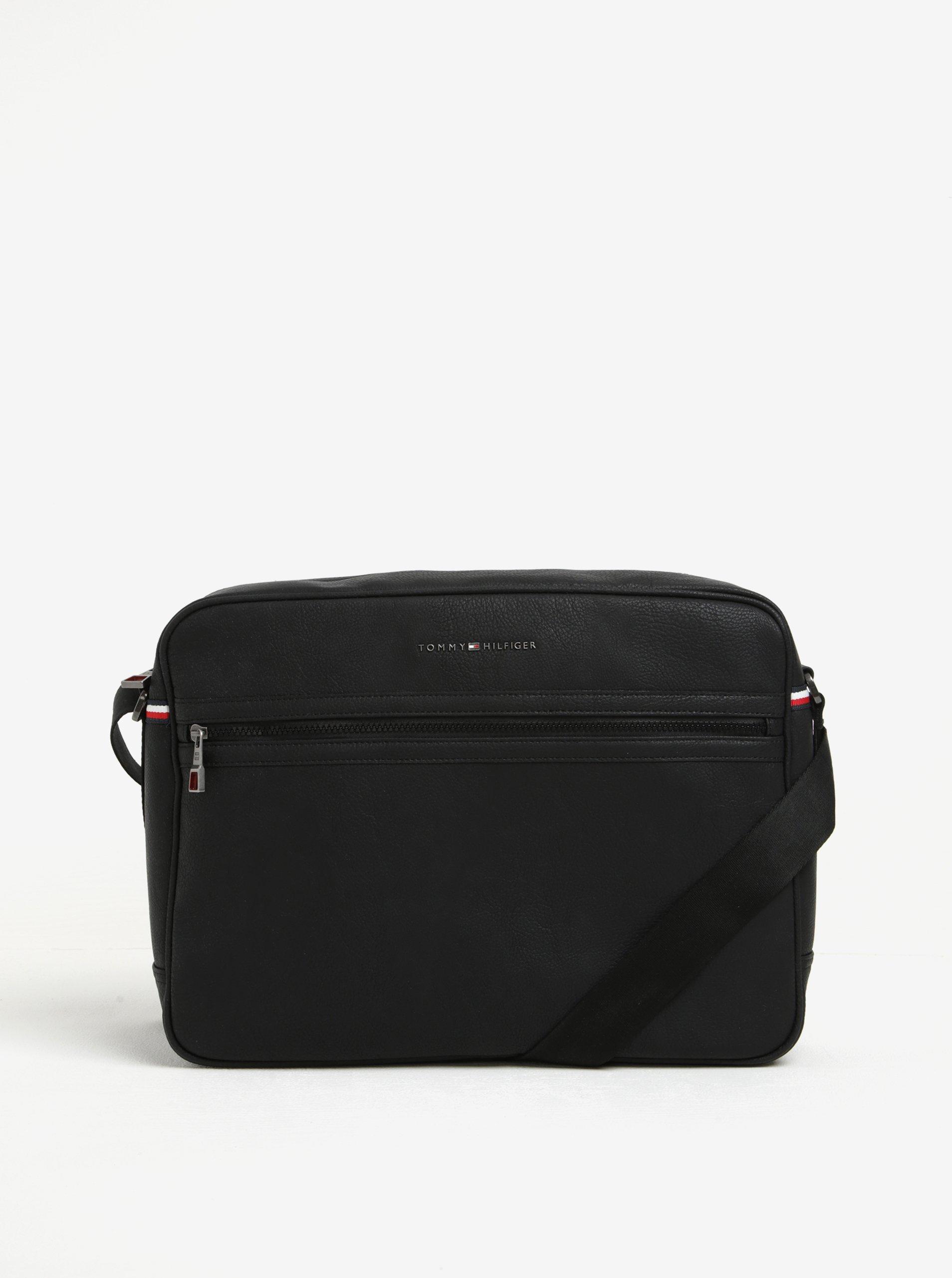 Černá pánská taška Tommy Hilfiger Essential