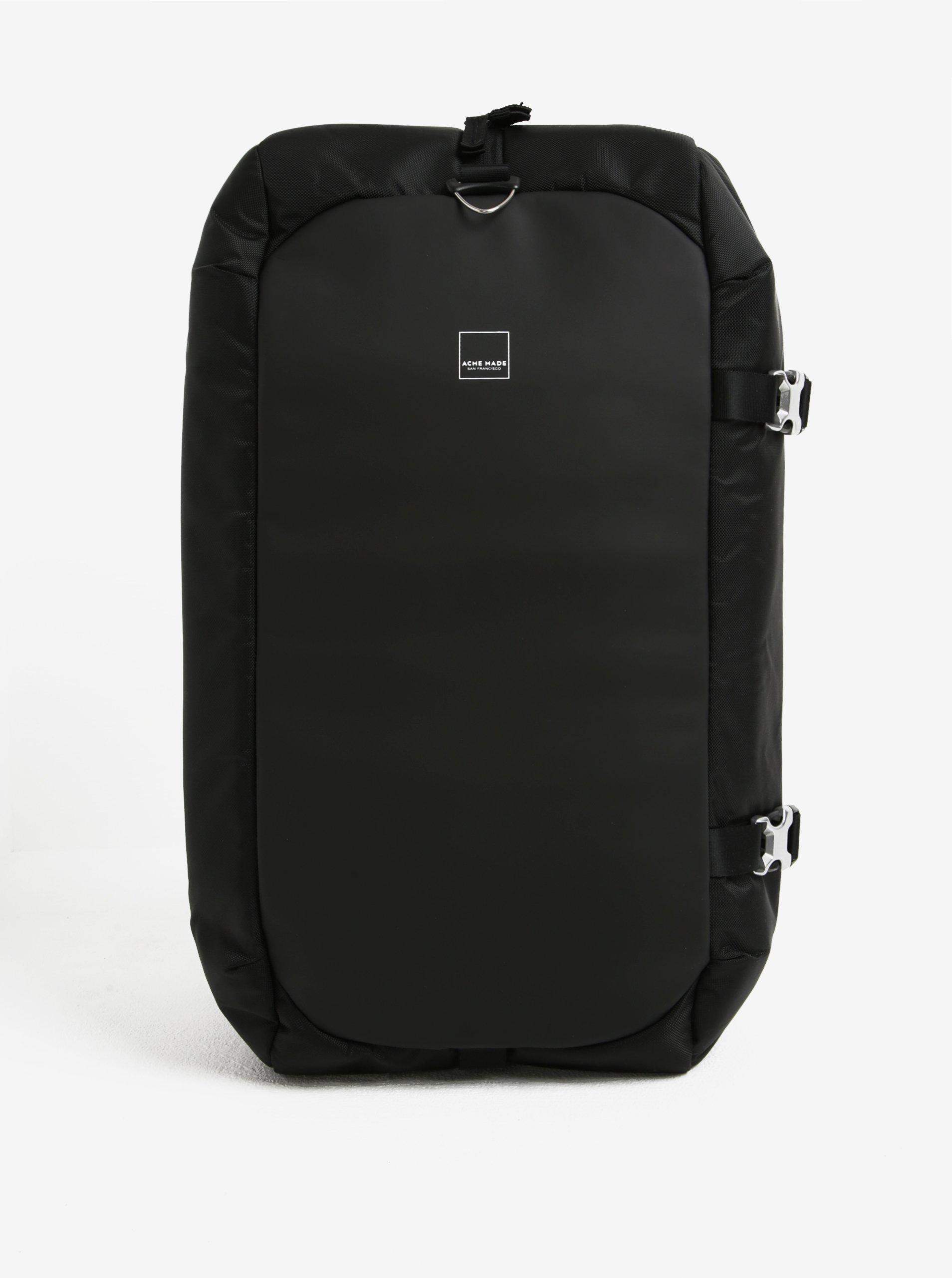 Černý batoh Acme Made Union Street Traveler Backpack