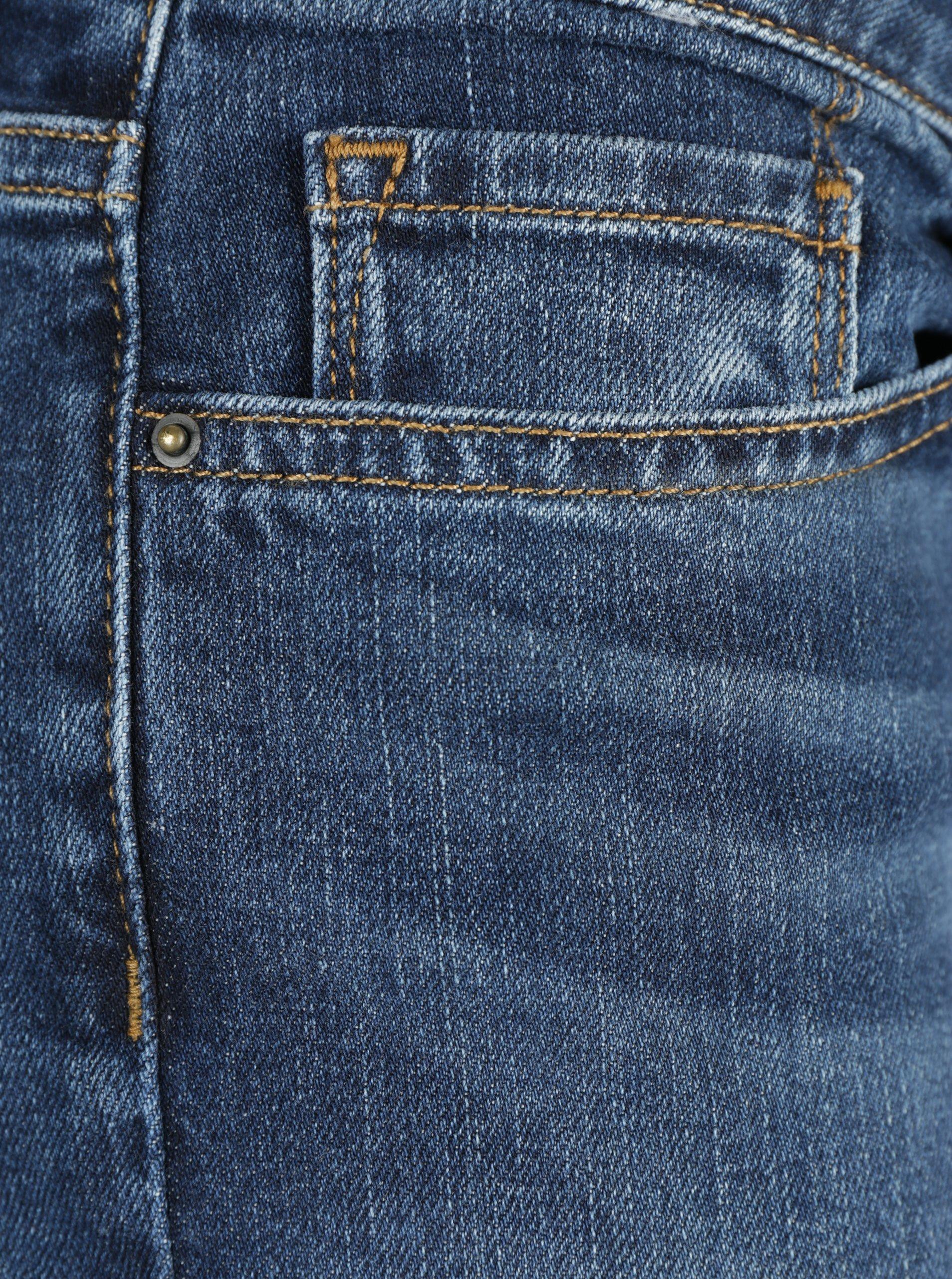0c8008579ac Modré dámské straight fit džíny Tommy Hilfiger Rome - Akční cena ...