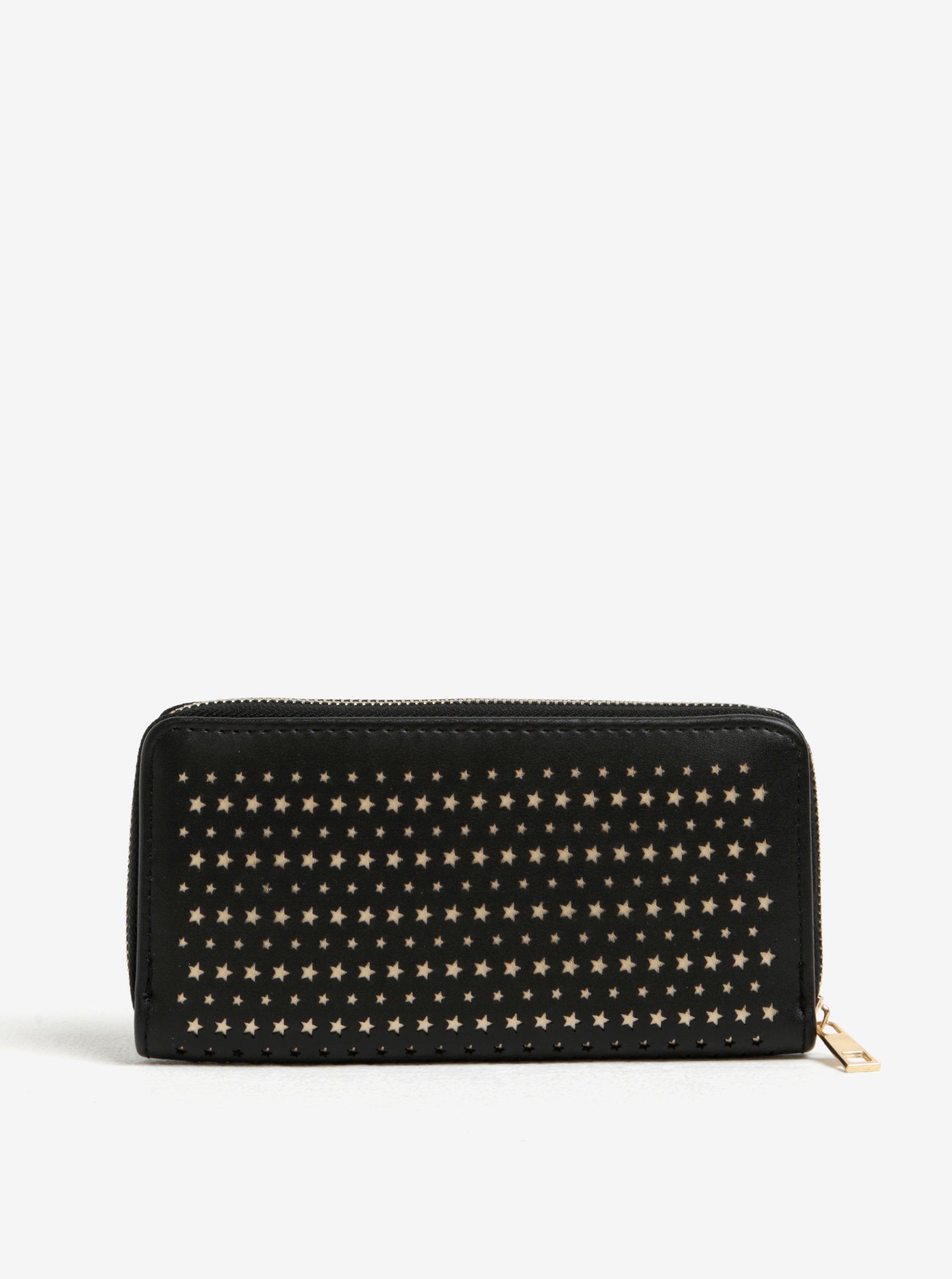 Černá peněženka Haily´s Sammy