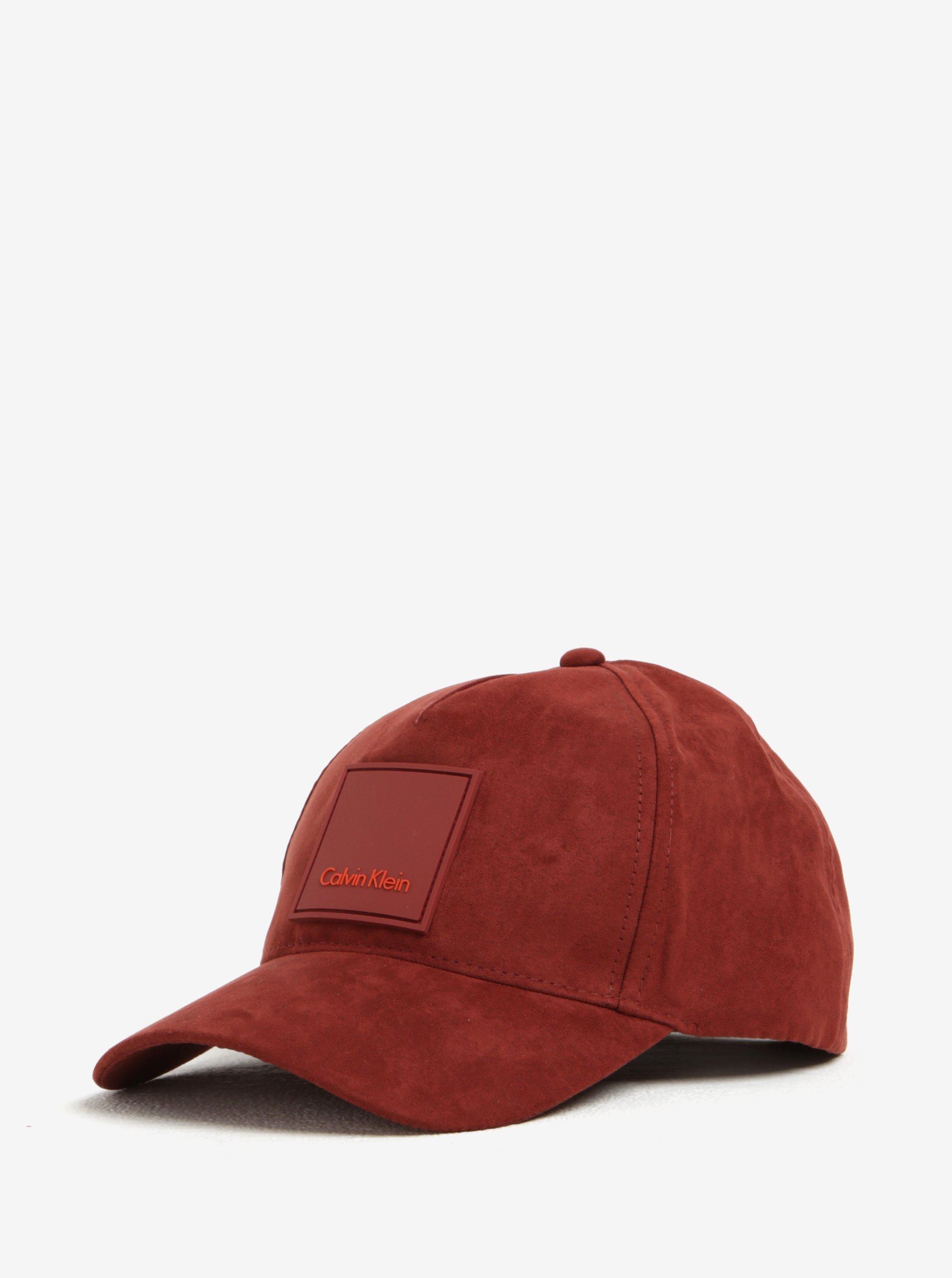 741677d6b3d Světle růžová dámská žíhaná vlněná čepice Calvin Klein - Akční cena ...