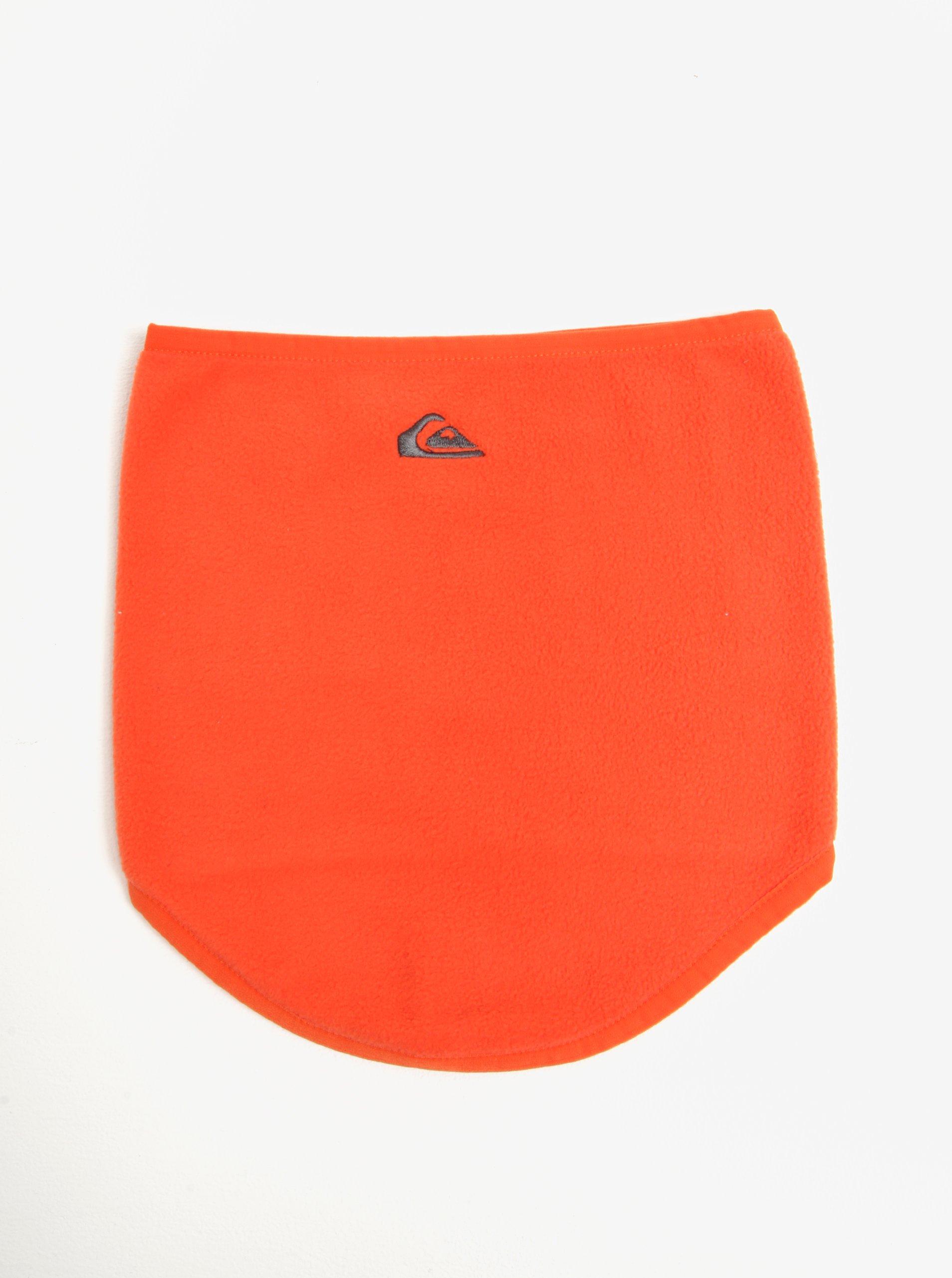 Oranžový klučičí nákrčník Quiksilver Casper