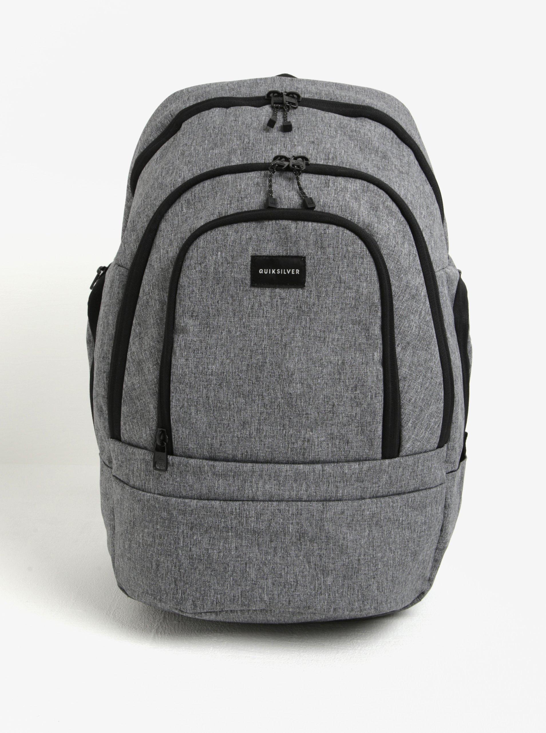 Šedý pánský batoh Quiksilver 28l