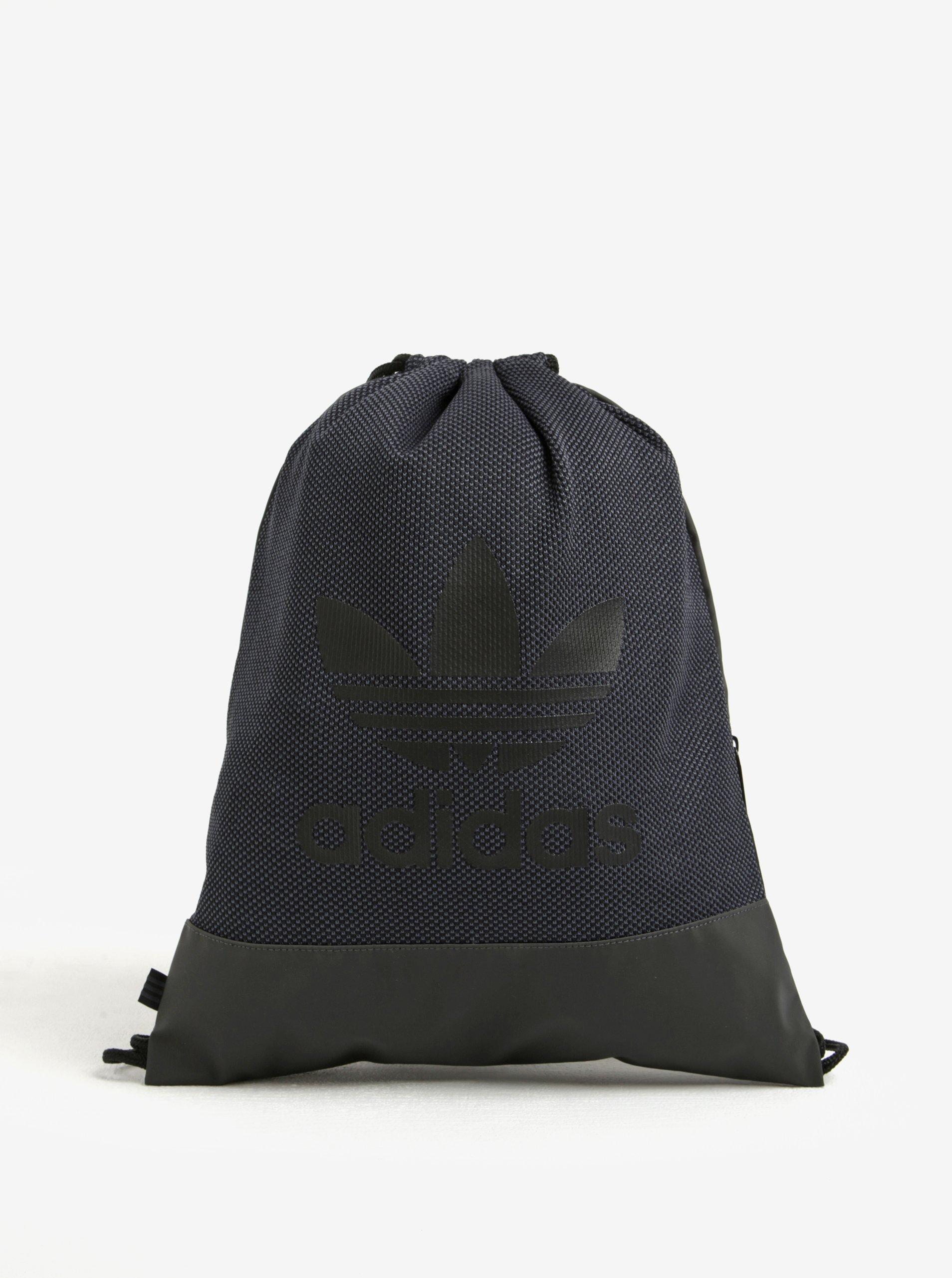 Modro-černý vak adidas Originals