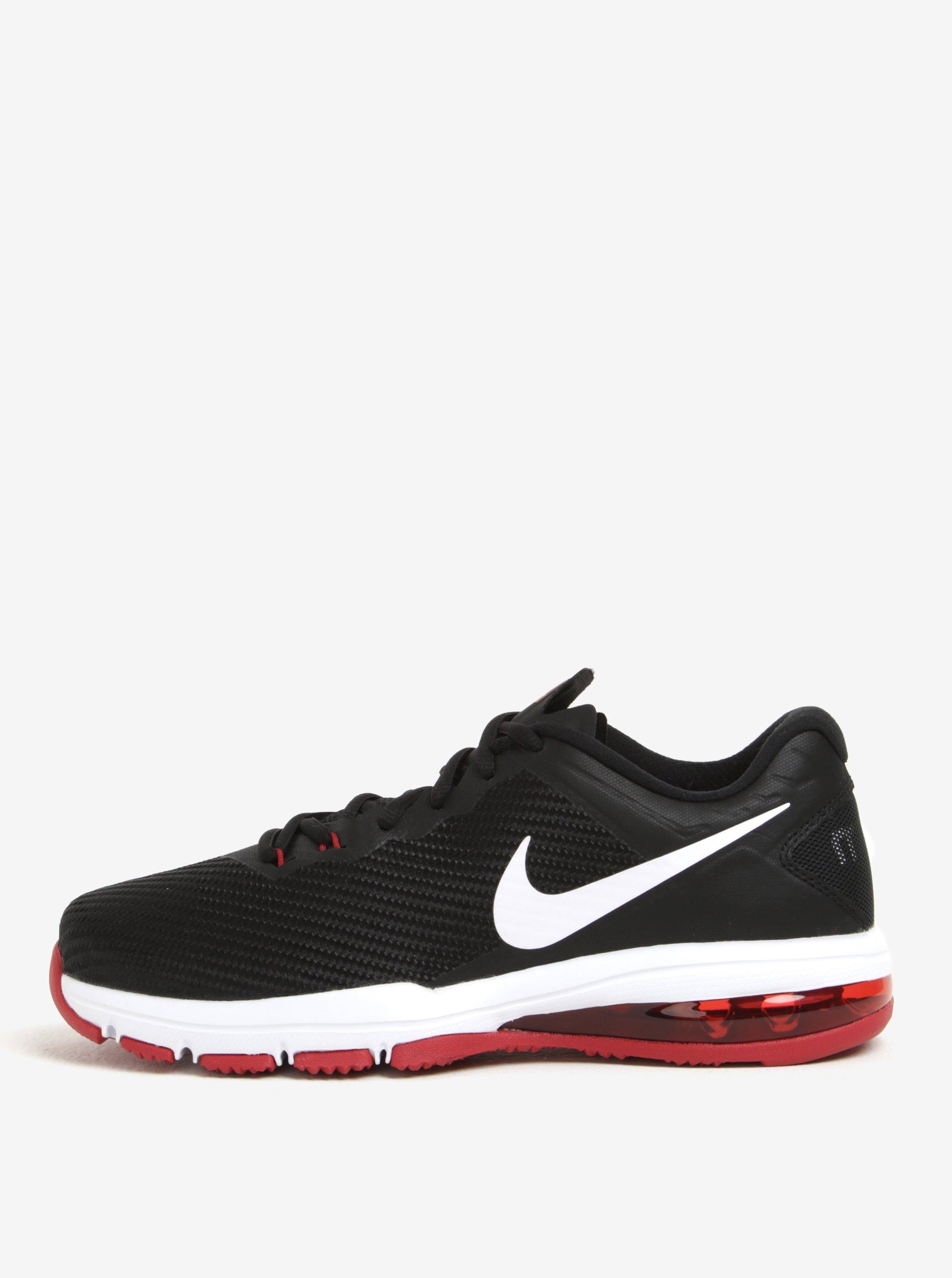 b8edf886cff Černé pánské tenisky Nike Air Max Full Ride