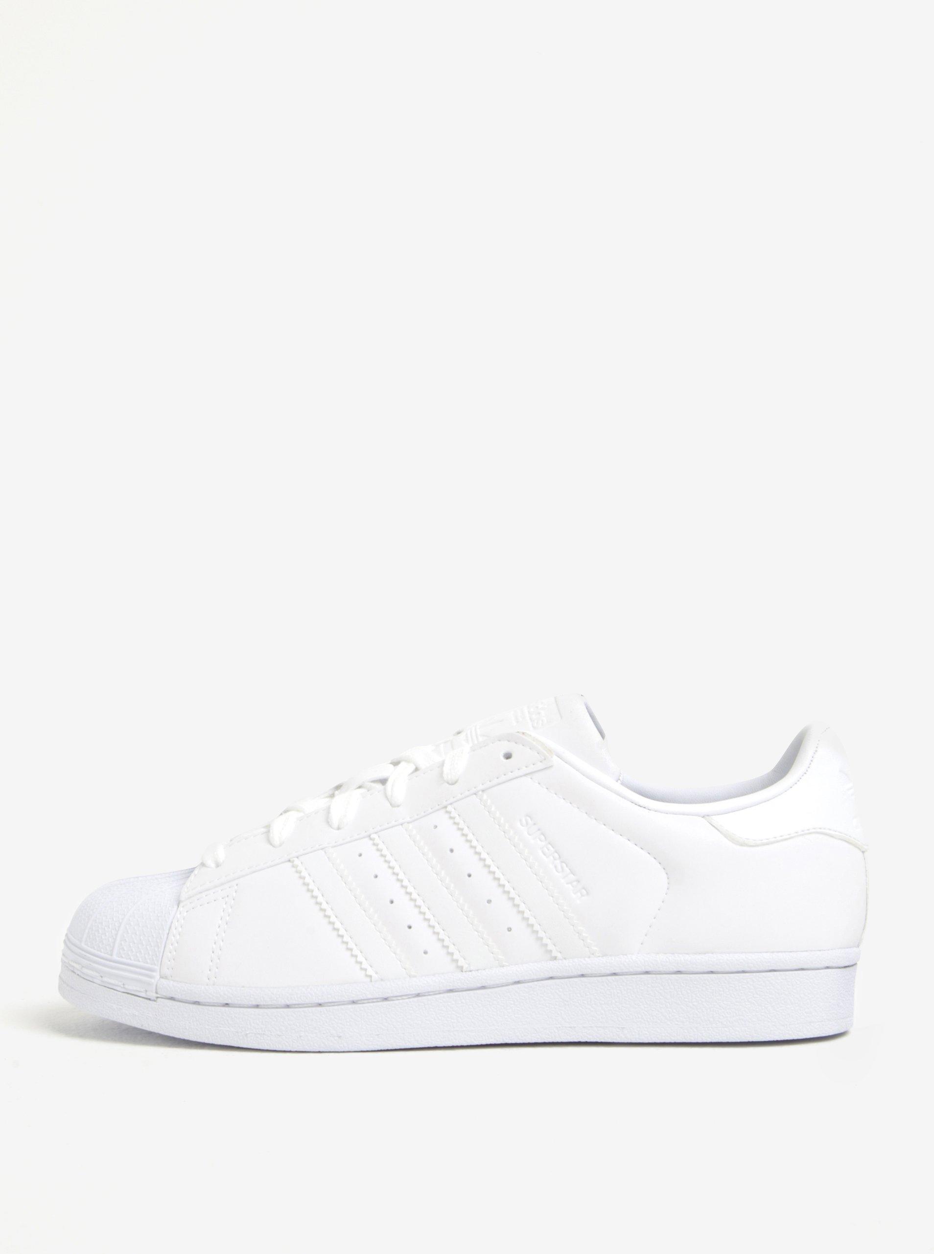 Bílé dámské tenisky adidas Originals Superstar