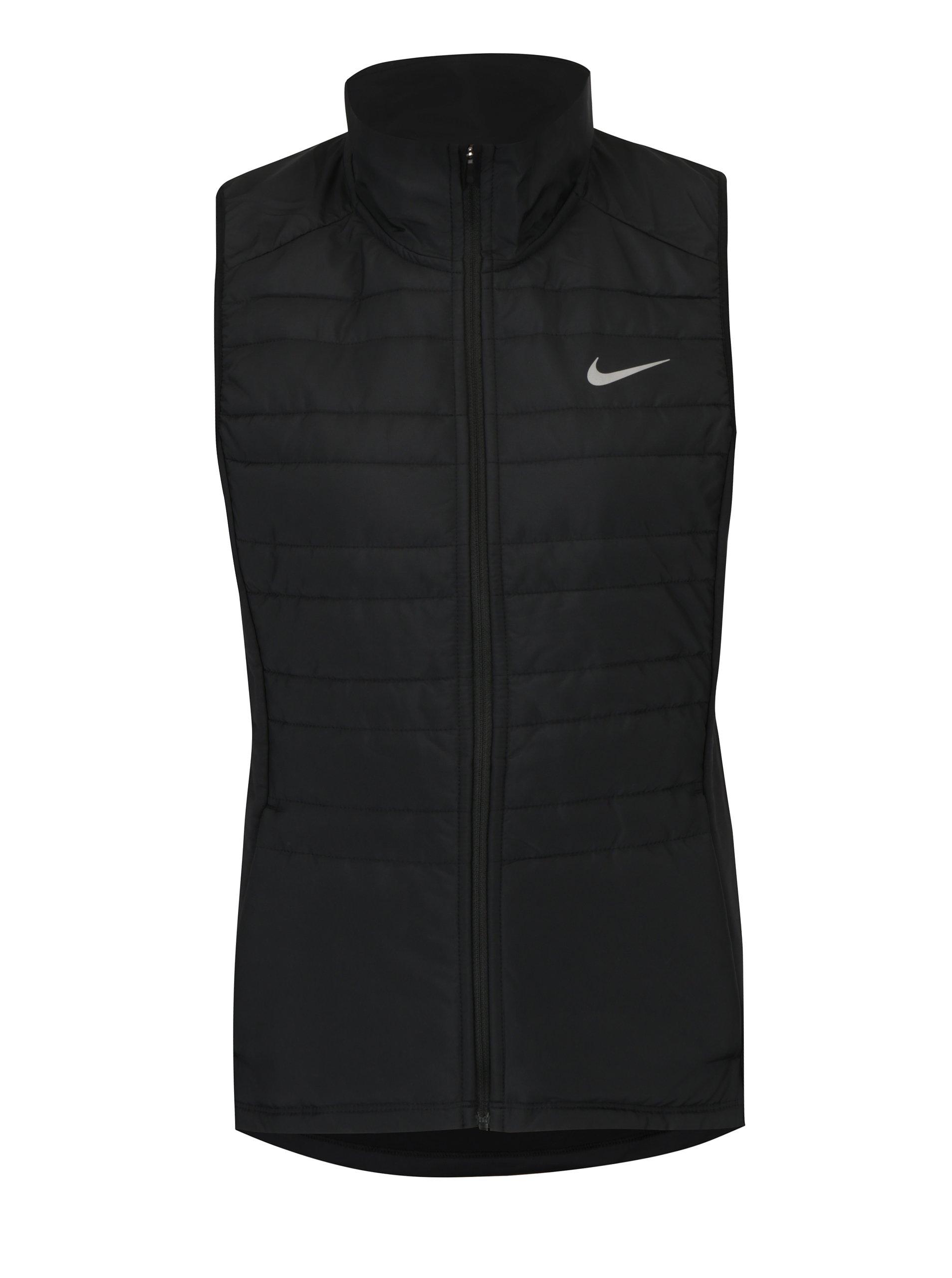 Černá dámská funkční vesta Nike