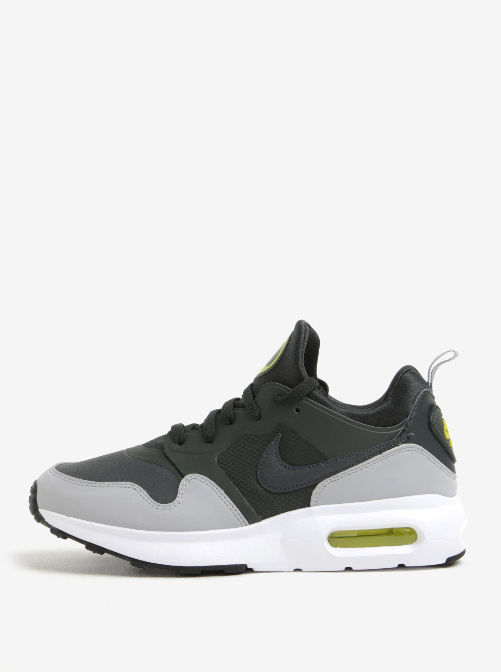 Zelené pánské tenisky Nike Air Max Prime