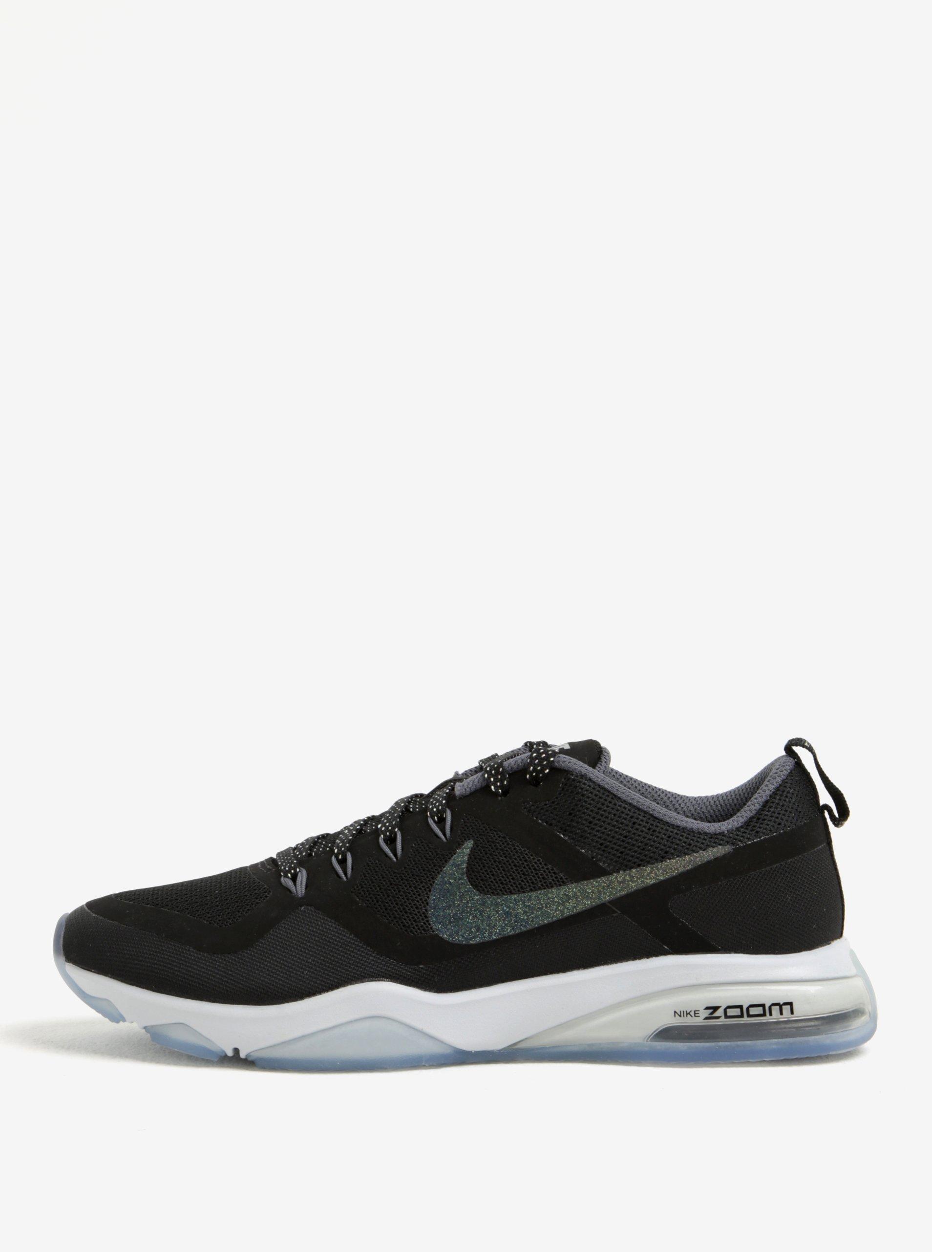 Černé dámské tenisky Nike Air Zoom Fittness