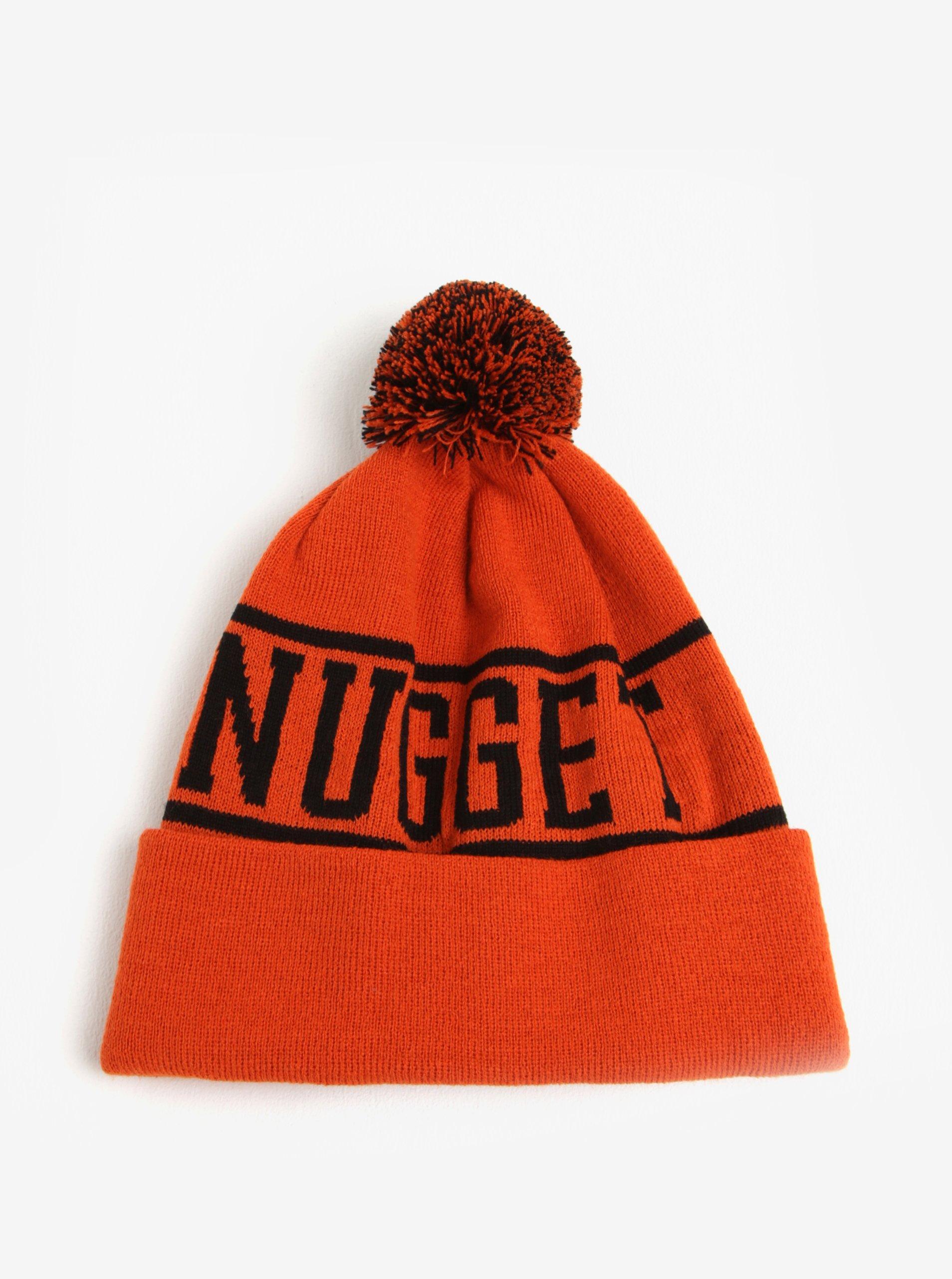 Oranžový pánský kulich Nugget Canister