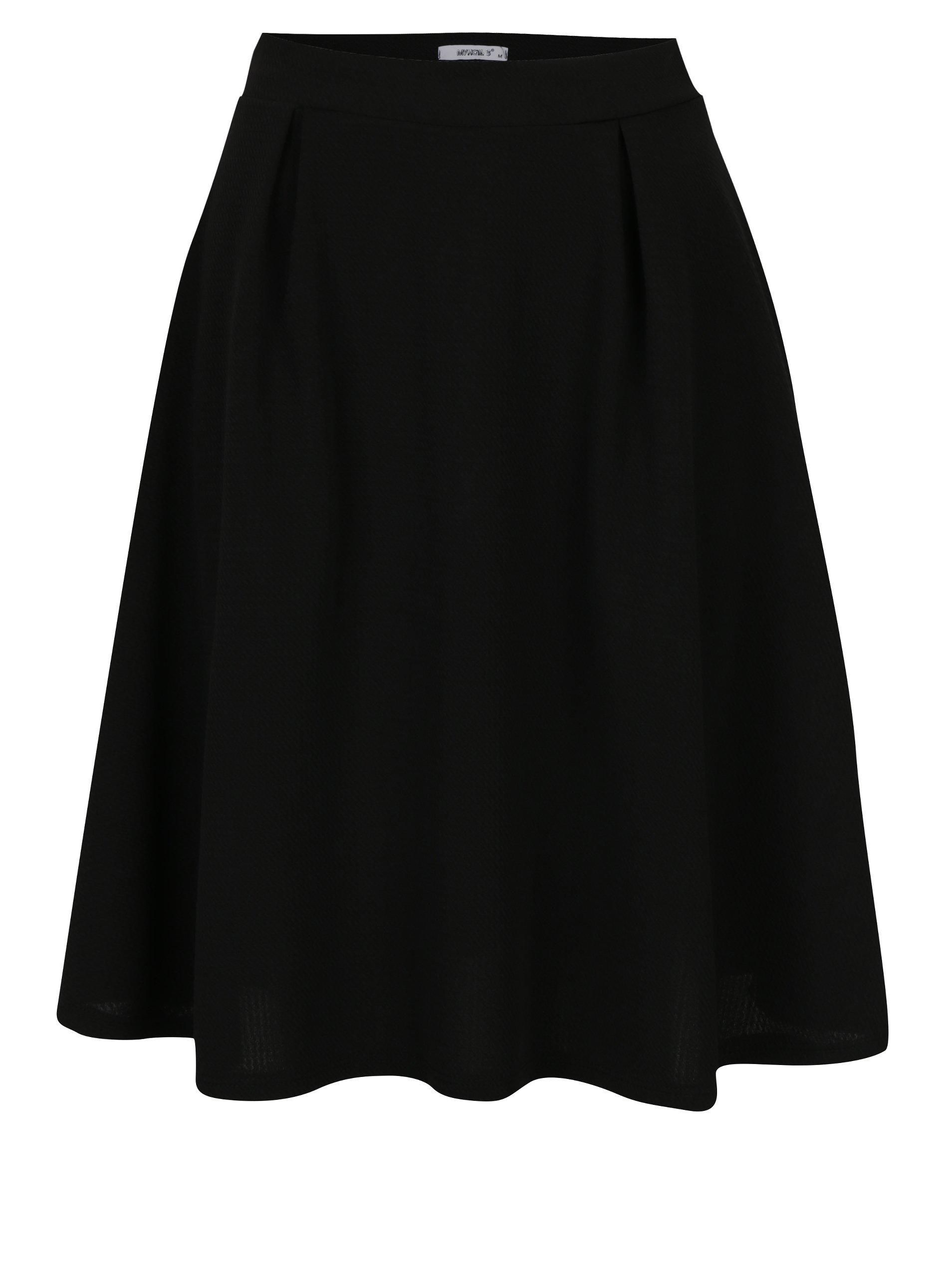 Černá sukně Haily´s Ginaly