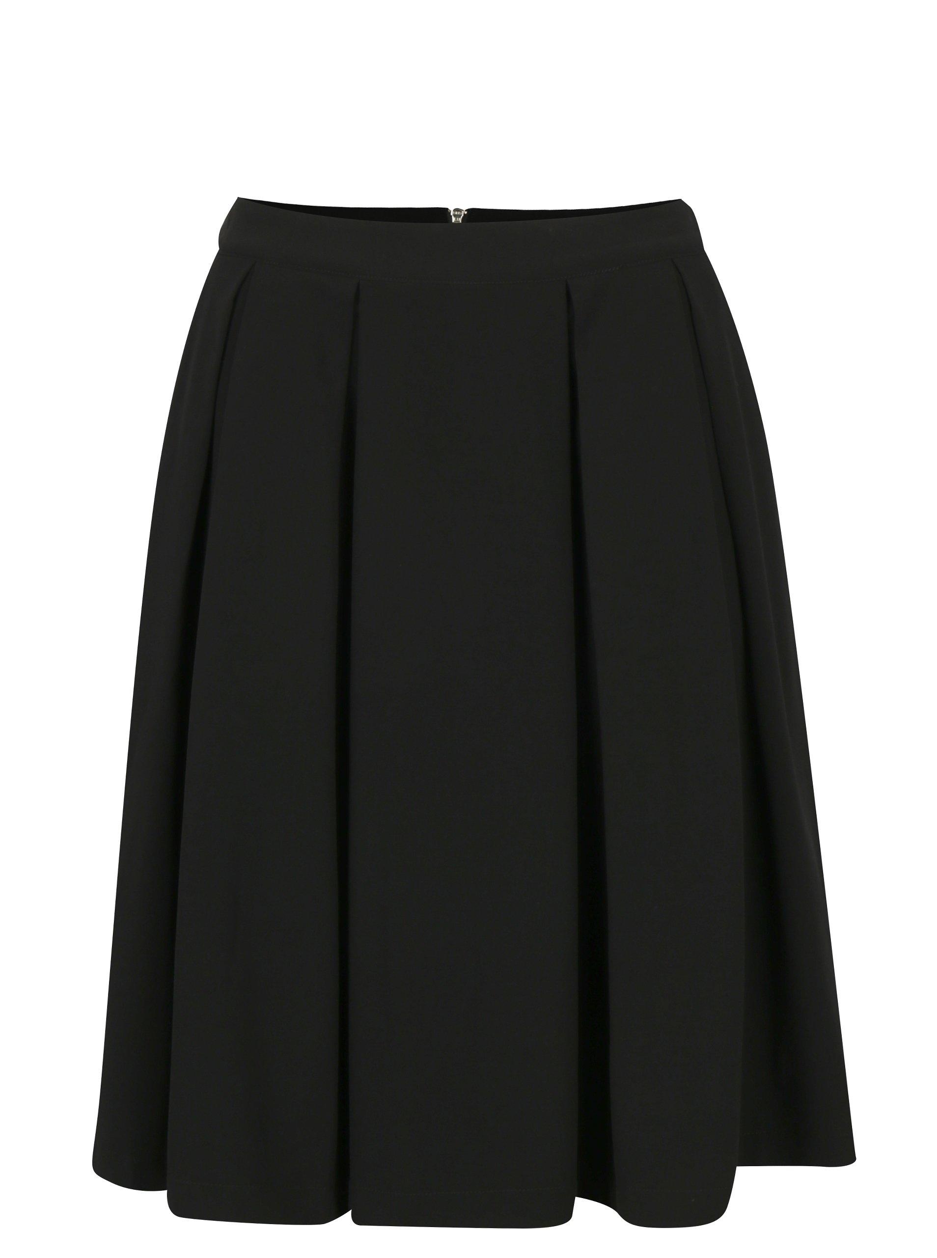 Černá áčková sukně Broadway Nawa