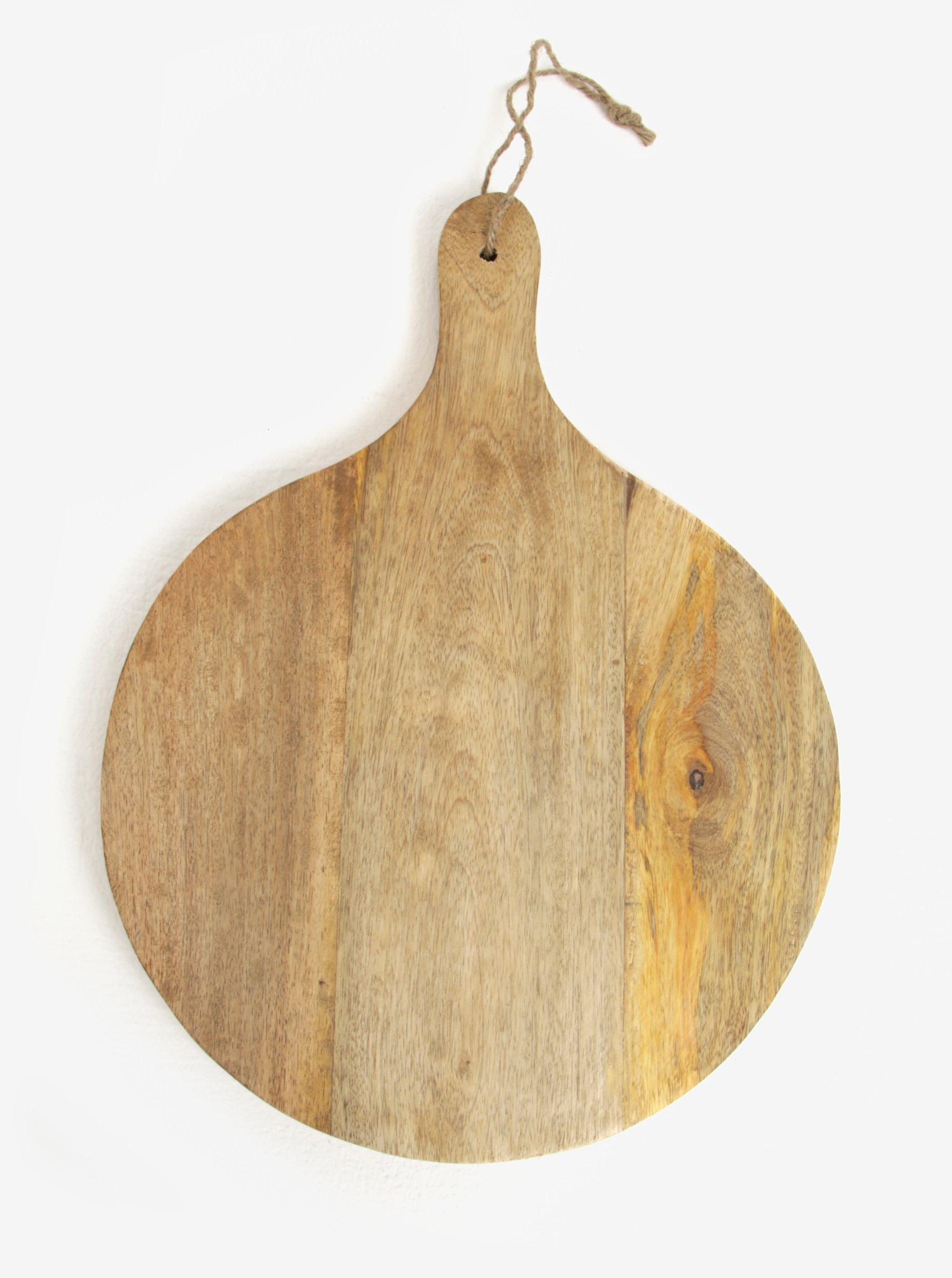 Dřevěné kulaté prkénko SIFCON