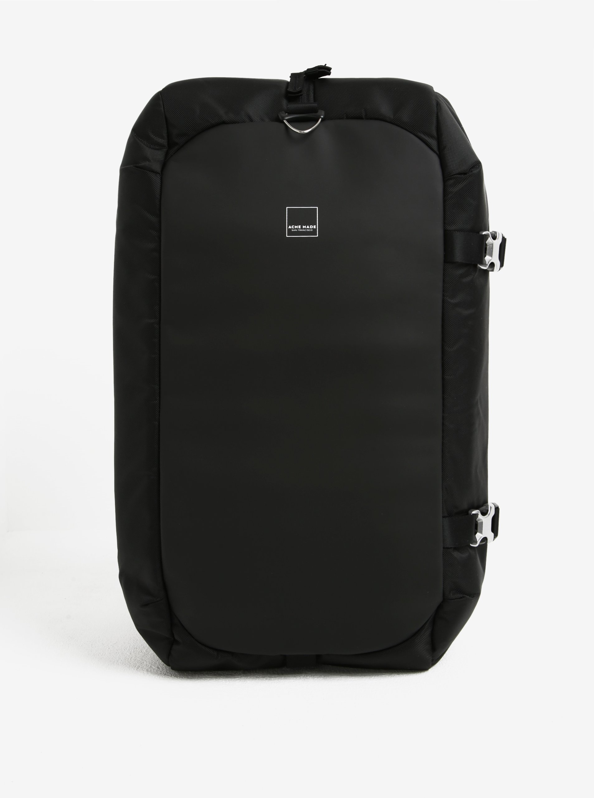 Černý batoh Acme Made Union Street Gym Backpack 15 l