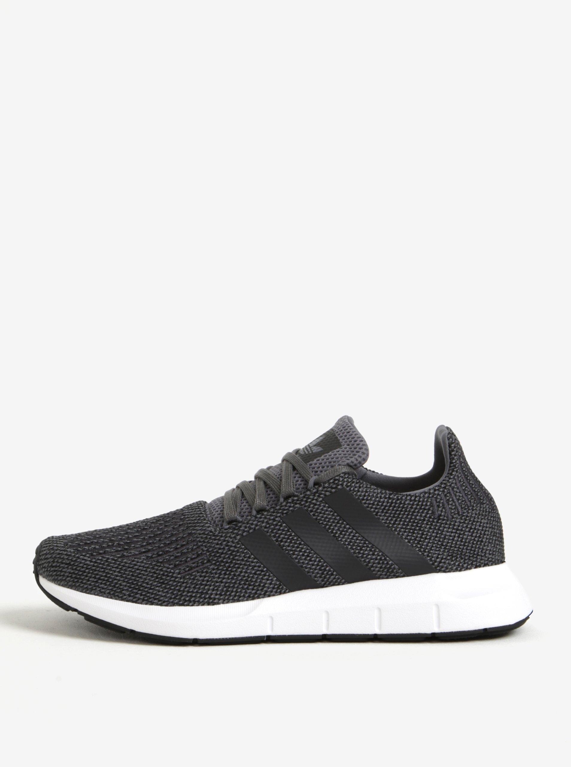 Tmavě šedé pánské tenisky adidas Originals