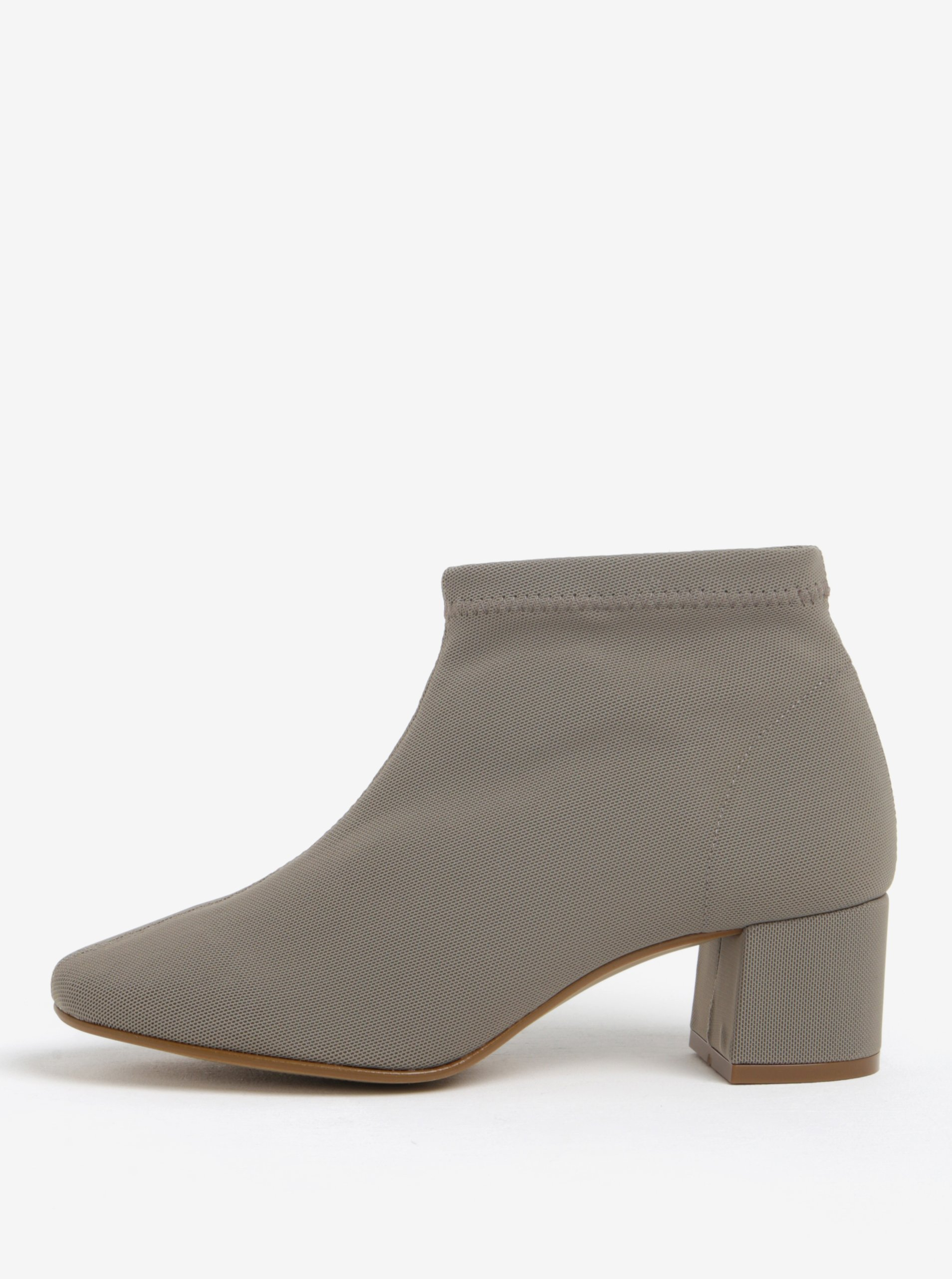 6e085cdbf68 Rockove kotnikove boty na nizkem podpatku levně