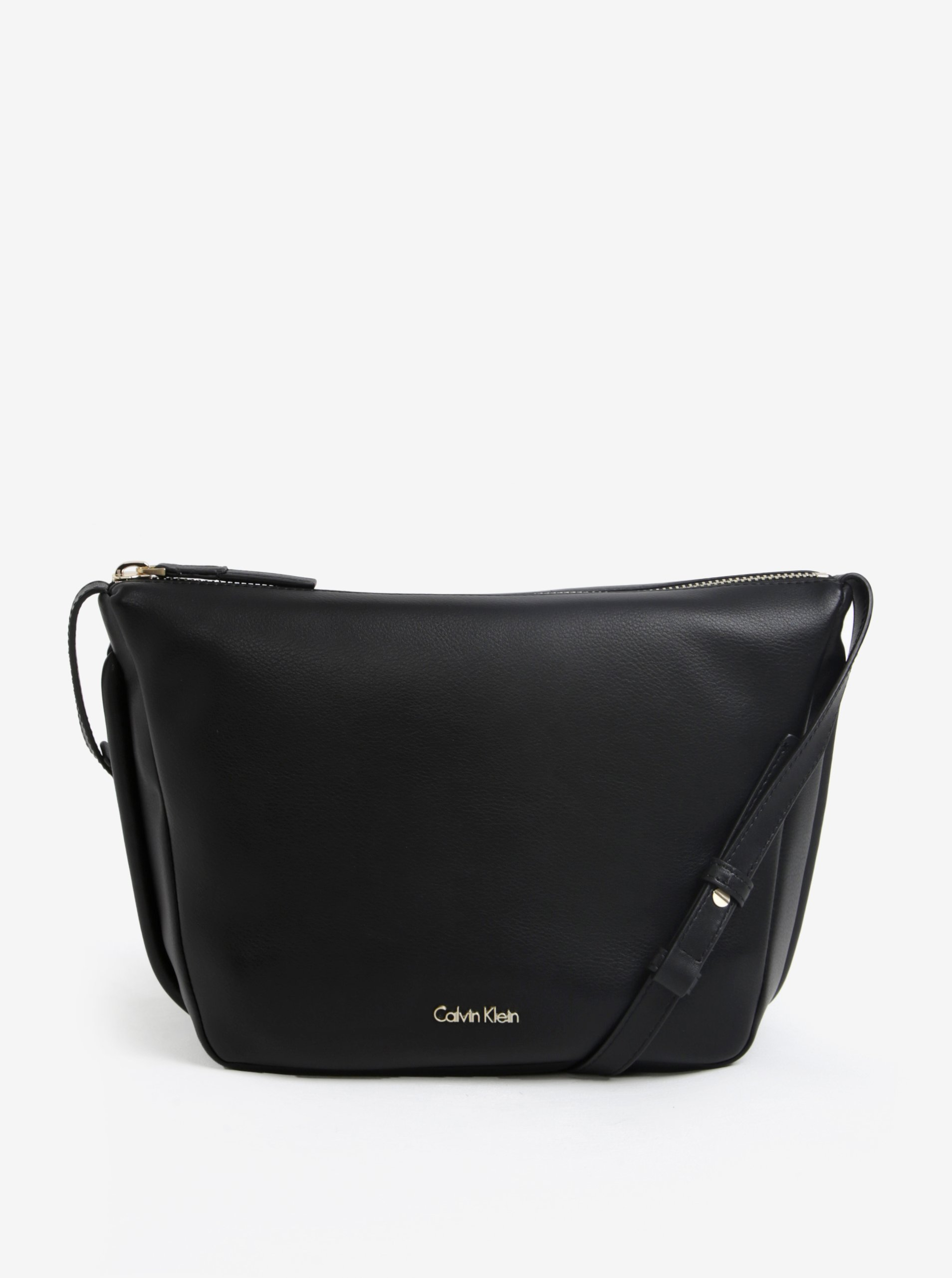 Černá crossbody kabelka Calvin Klein Jeans Suave