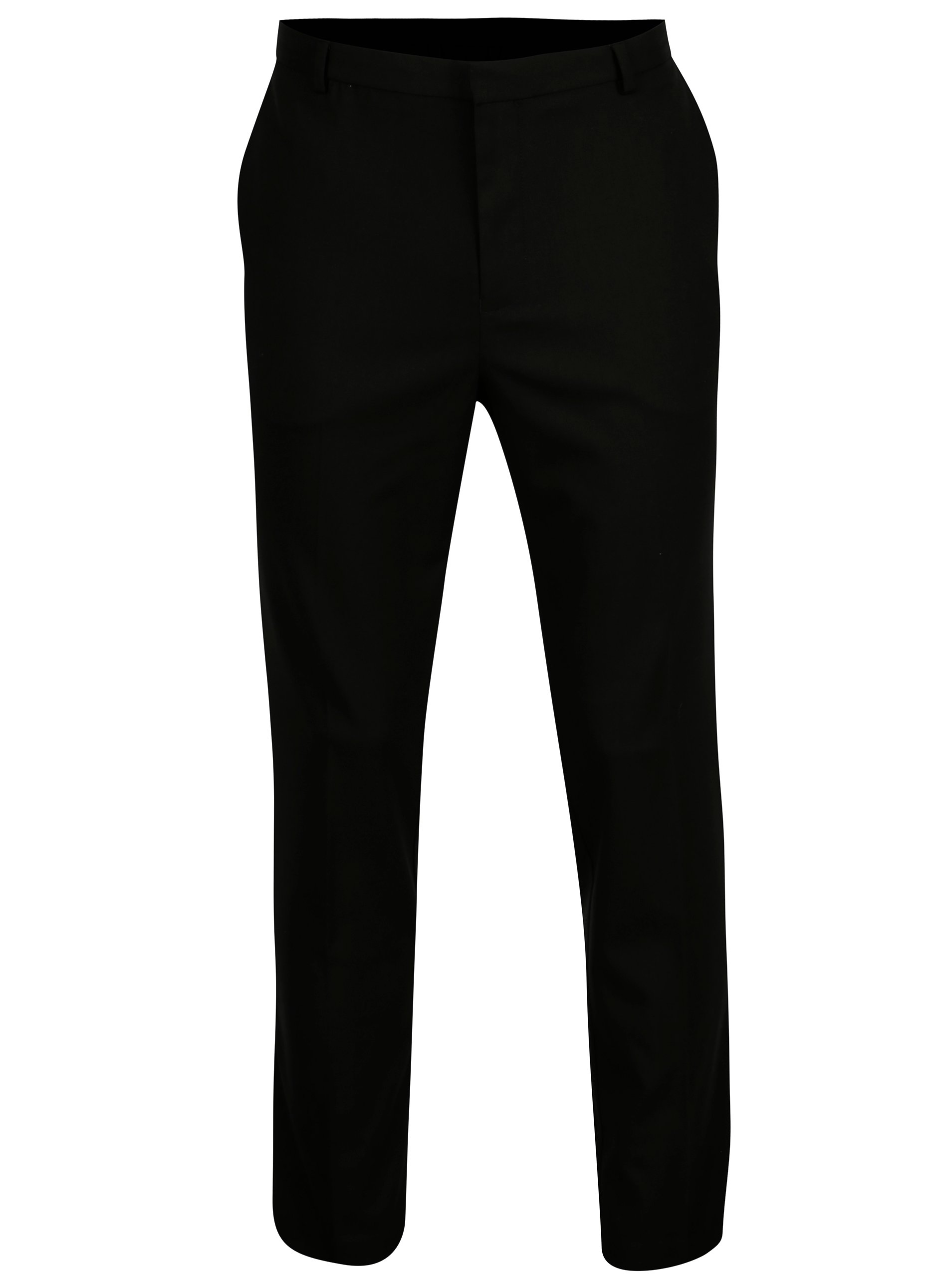 ?erné slim kalhoty Burton Menswear London