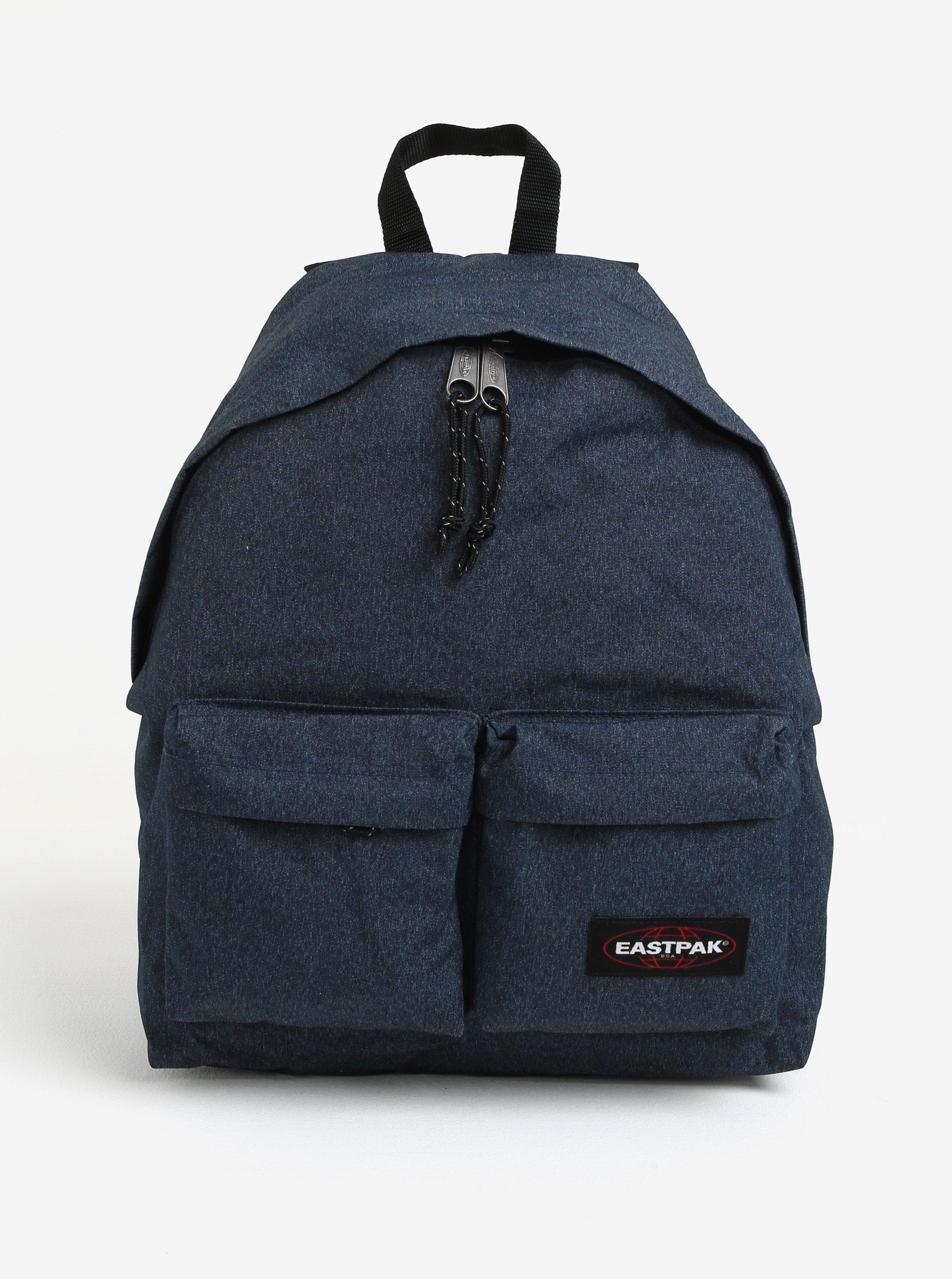 Tmavě modrý batoh Eastpak Padded Doubl´r 22 l