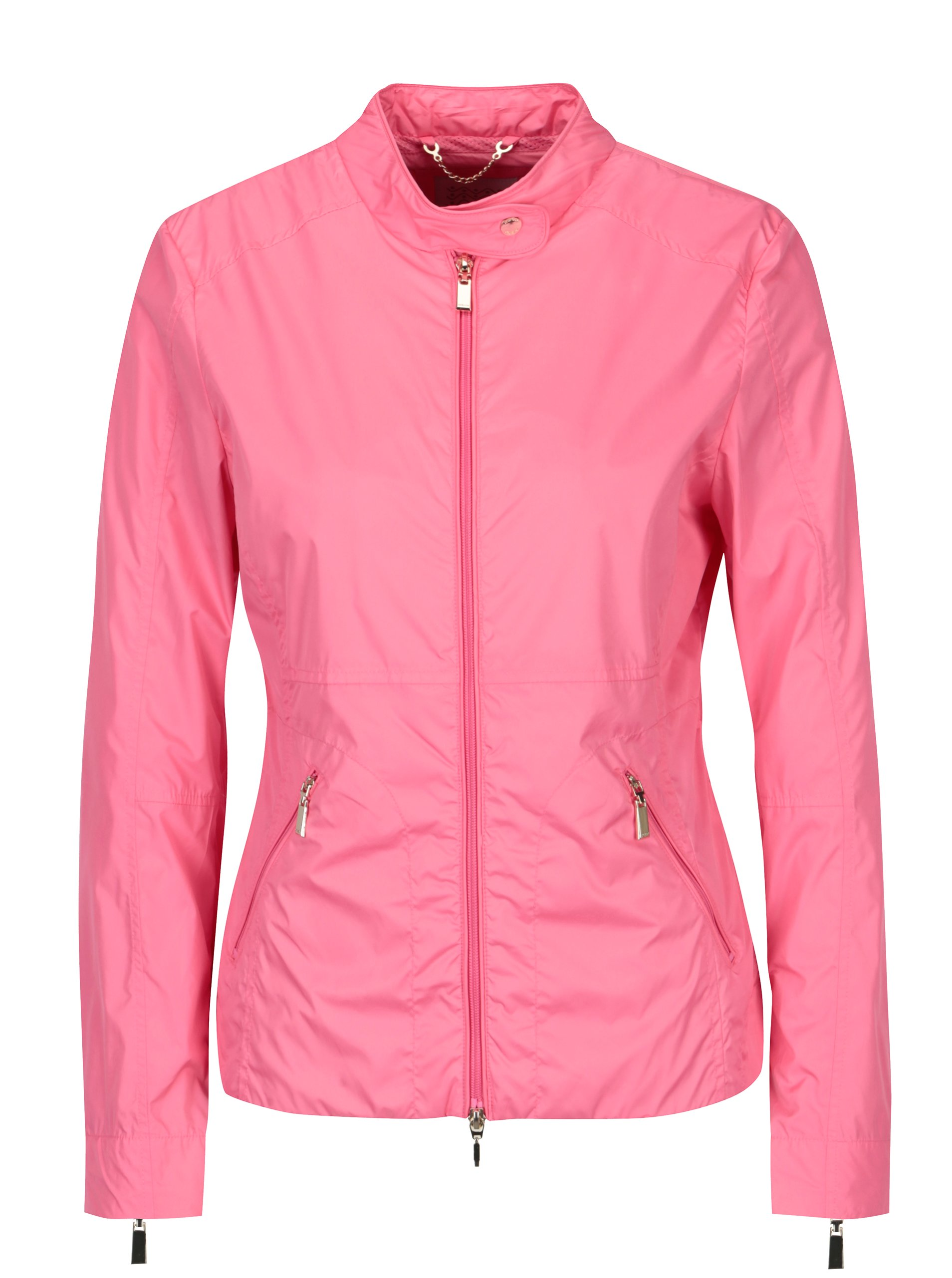 Ružová dámska tenká bunda Geox