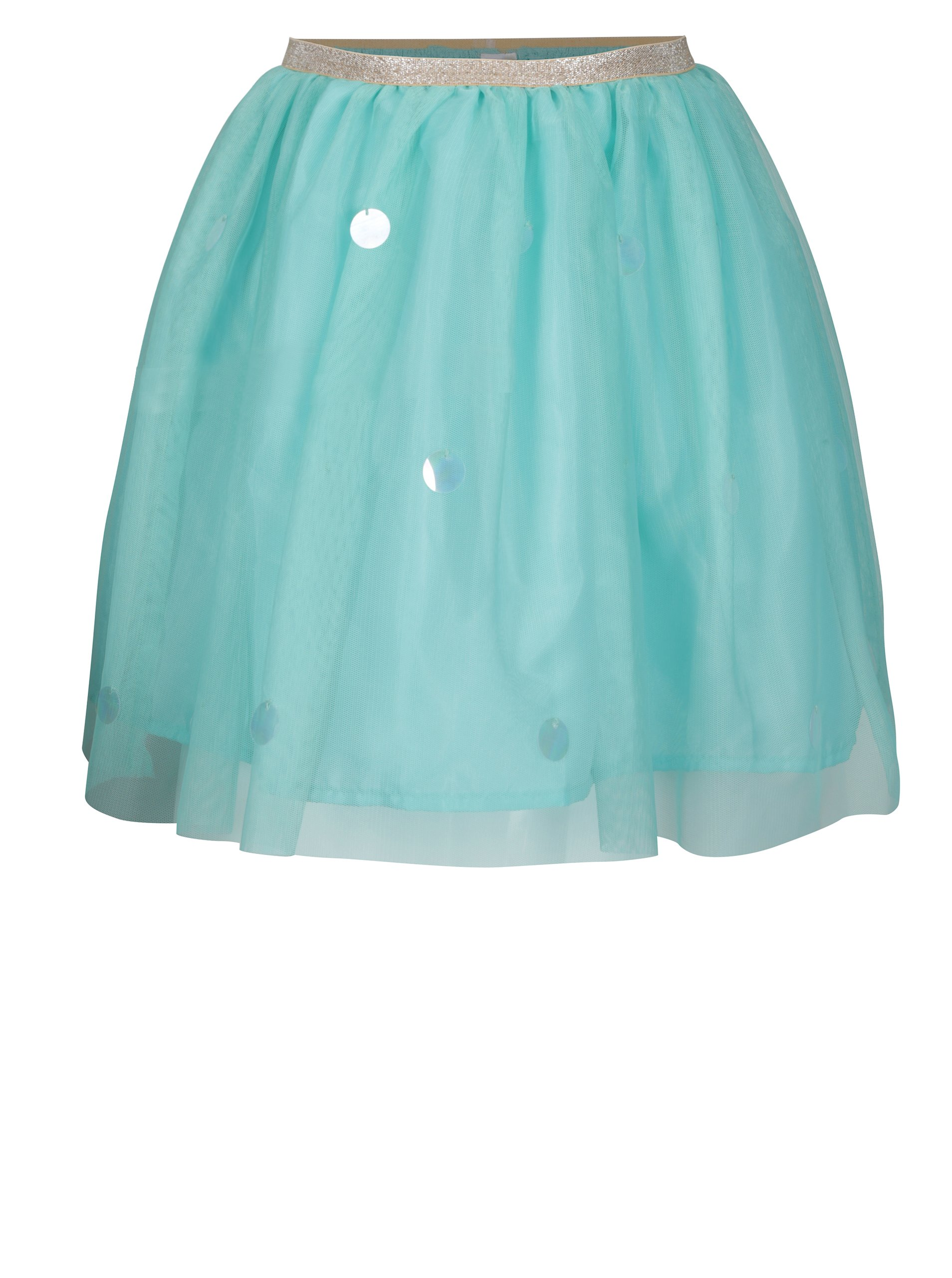 97d77ef897 Tyrkysová dievčenská sukňa 5.10.15.