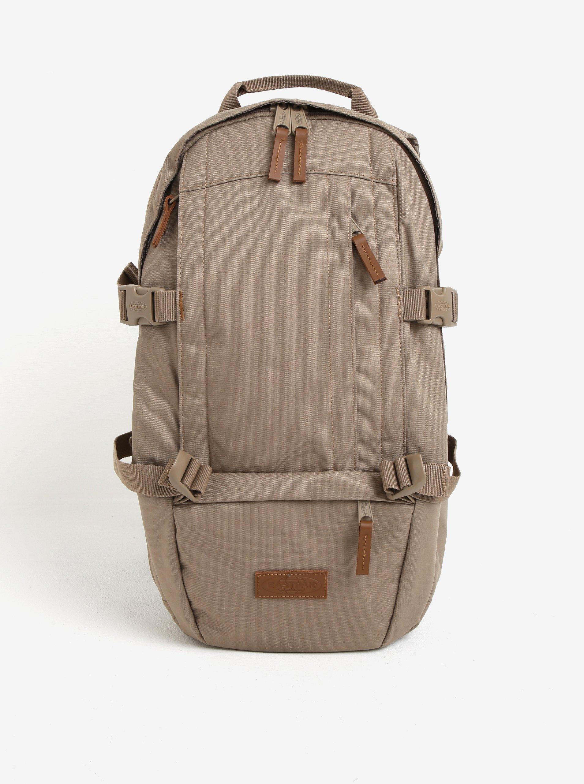 Béžový pánsky batoh Eastpak Floid 16 l