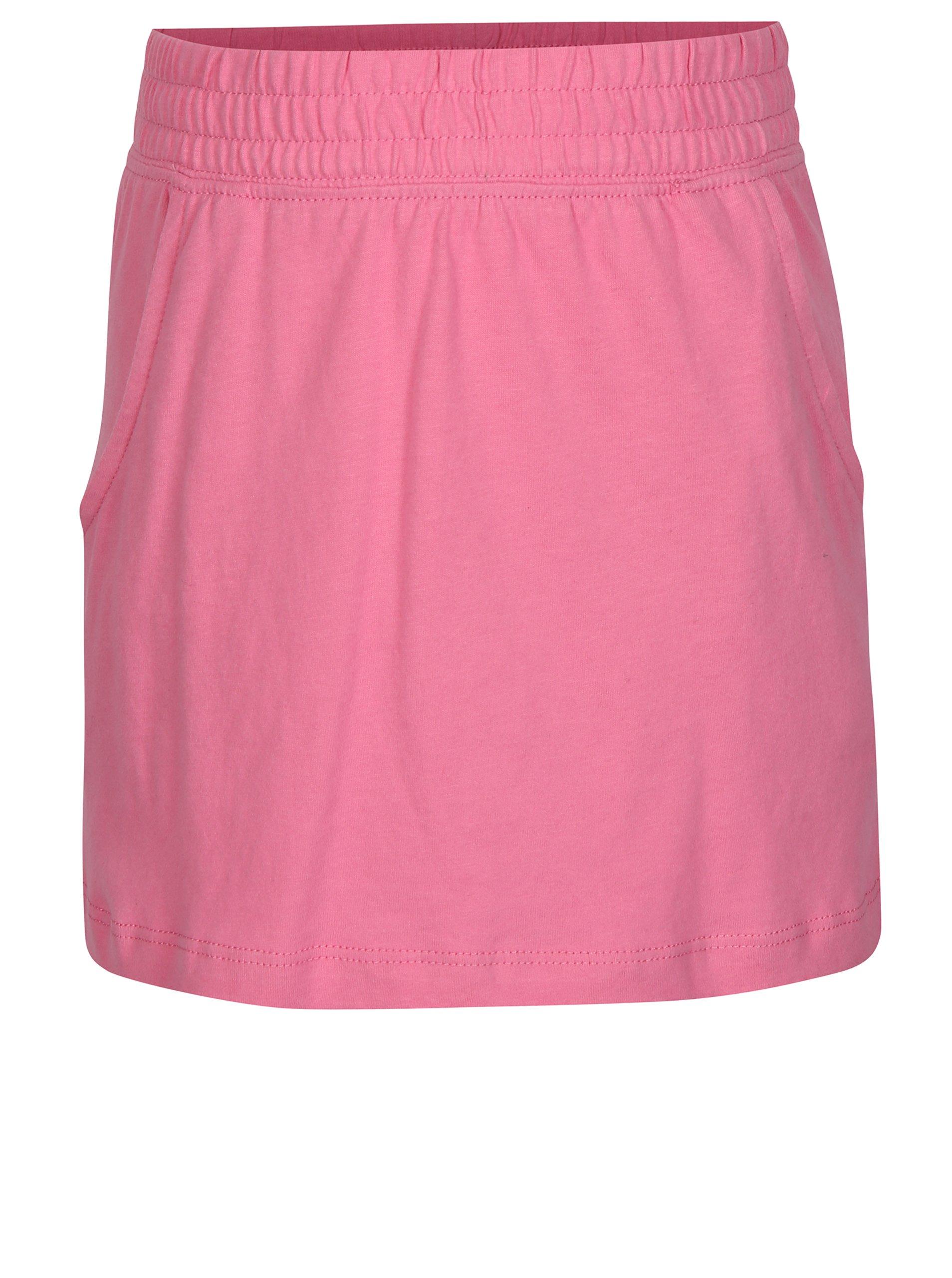 1f713b8307ac Ružová dievčenská sukňa name it Valinka
