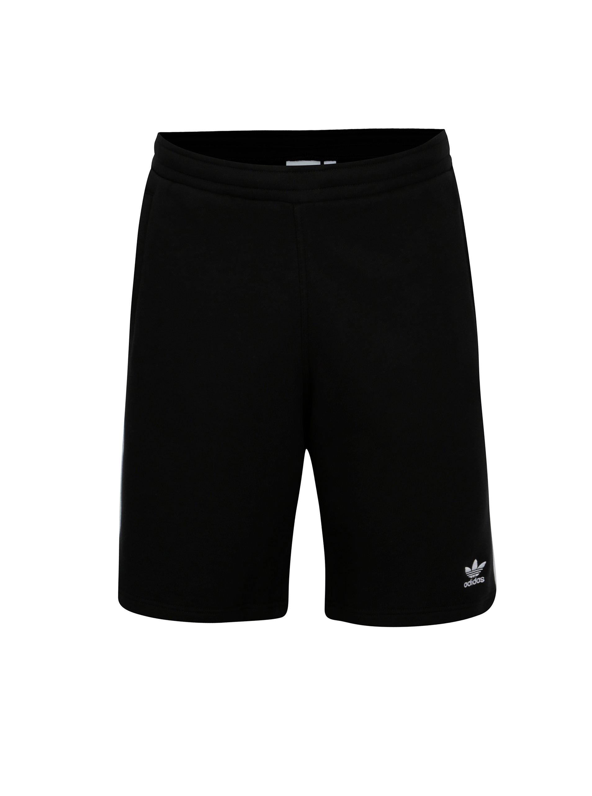 Černé pánské kraťasy adidas Originals
